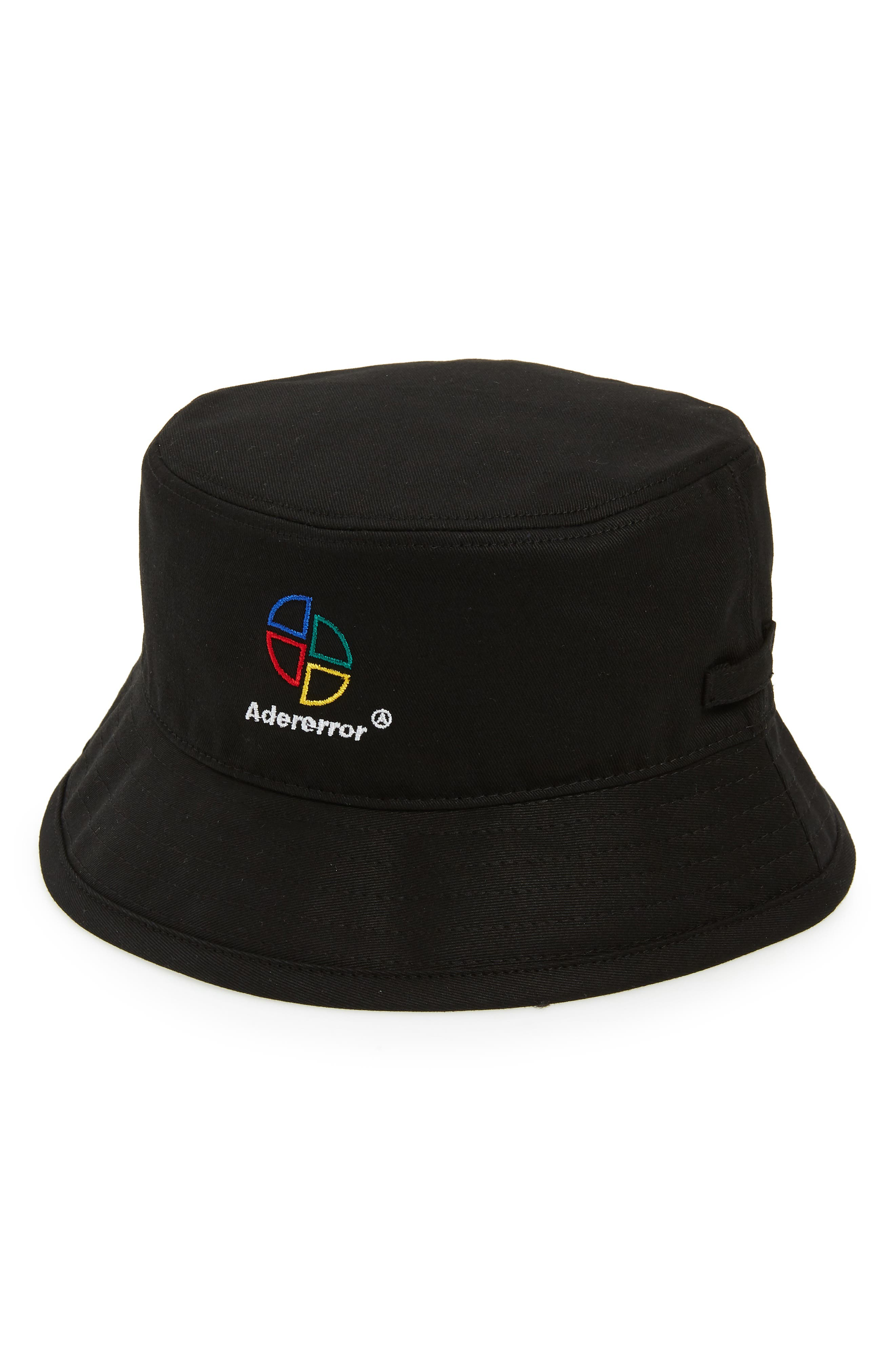 Bucket Hat with Belt Loop,                             Main thumbnail 1, color,                             001