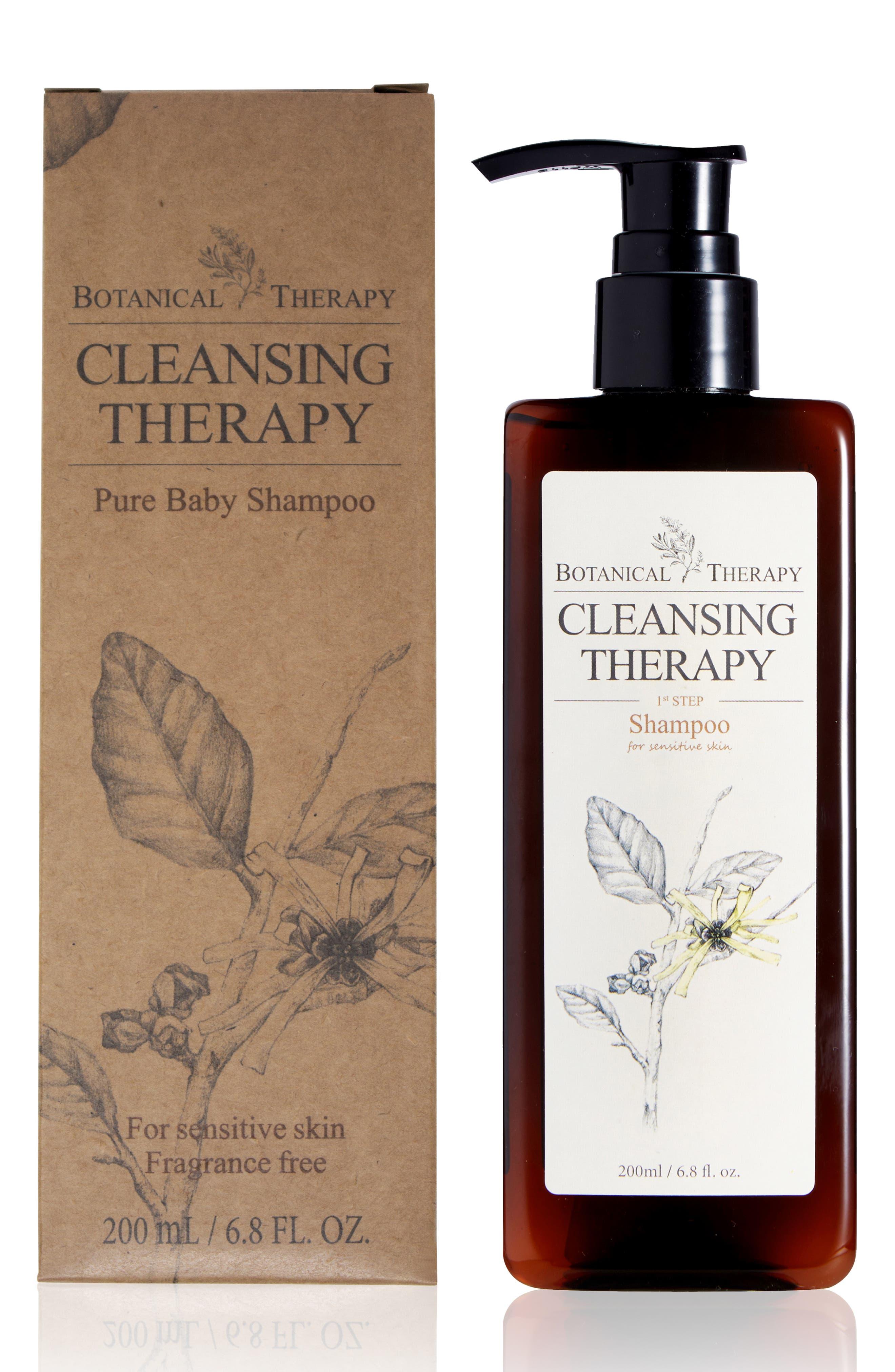 Botanical Therapy Baby Shampoo