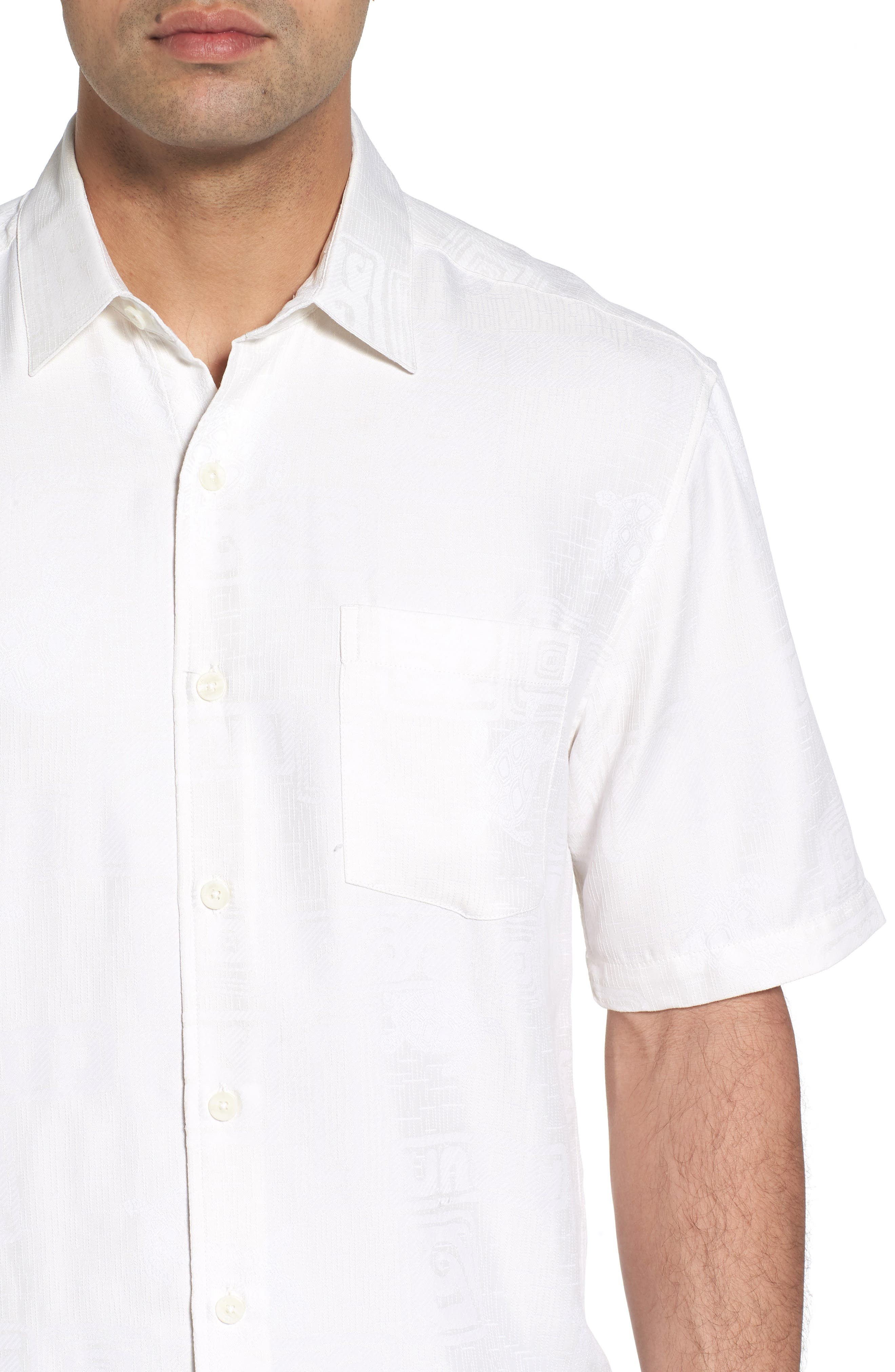 Sea Shells Classic Fit Sport Shirt,                             Alternate thumbnail 11, color,