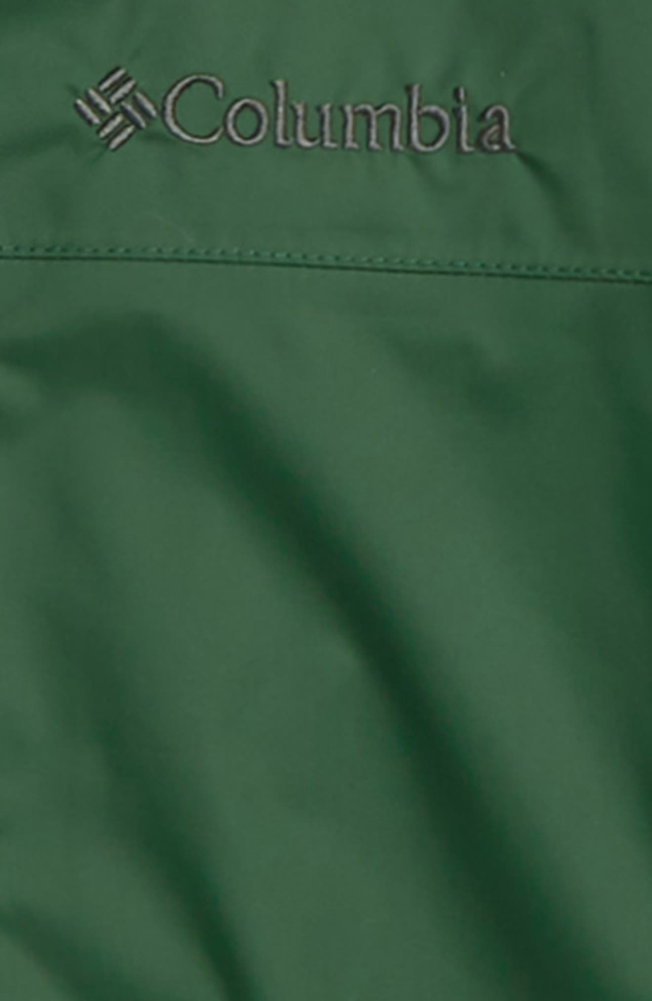 Watertight Waterproof Jacket,                             Alternate thumbnail 2, color,                             FOREST GRILL