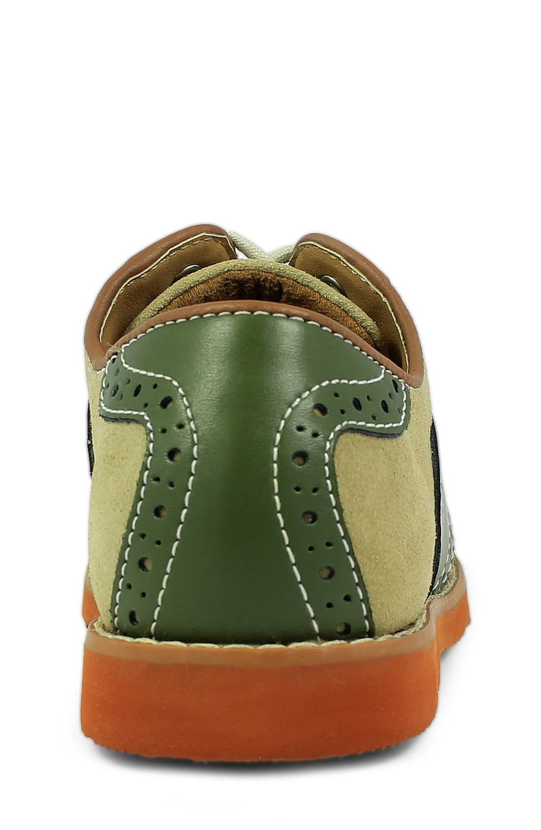 'Kennett Jr.' Saddle Shoe,                             Alternate thumbnail 5, color,                             200