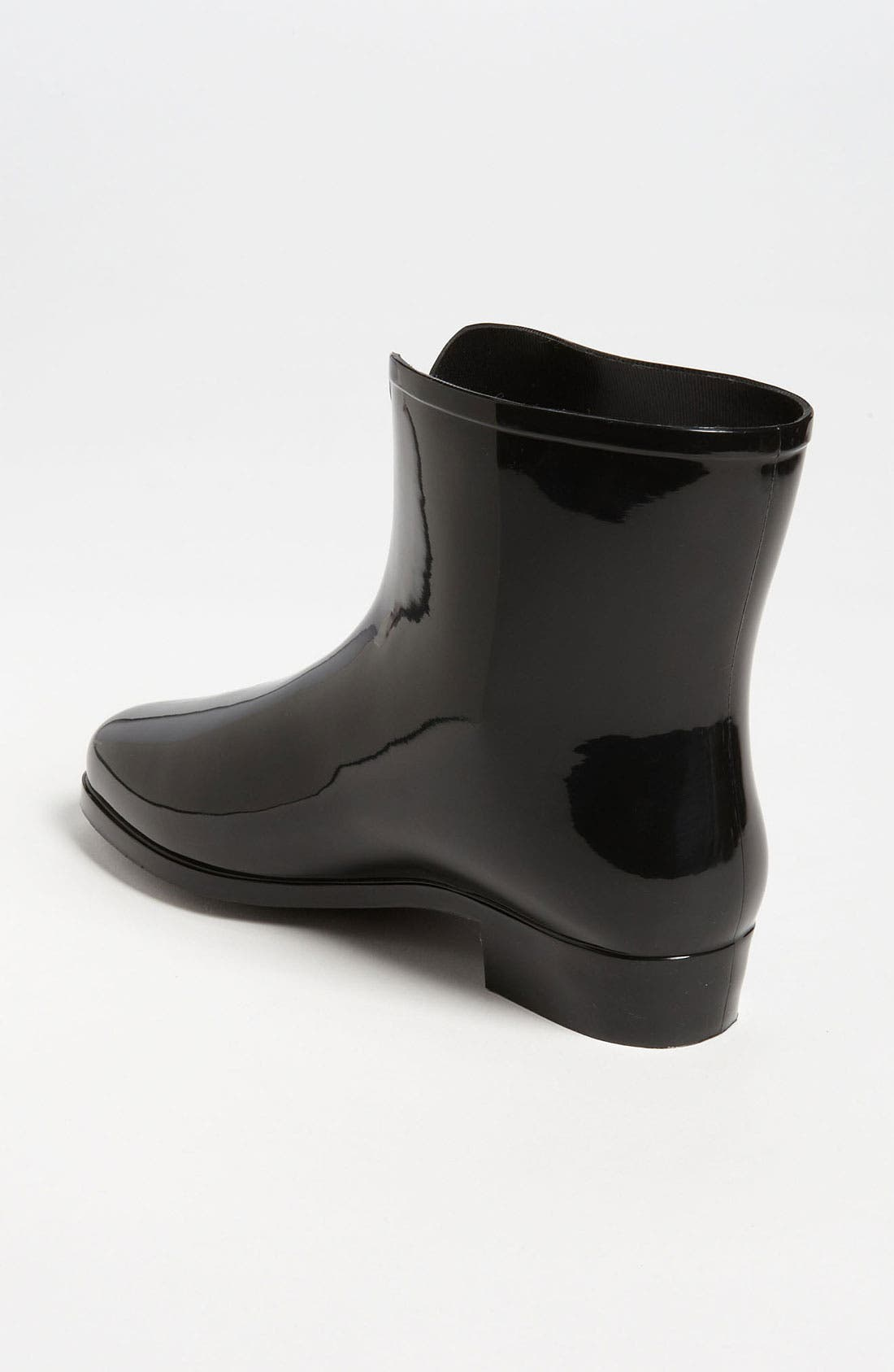 Ankle Rain Boot,                             Alternate thumbnail 3, color,                             001