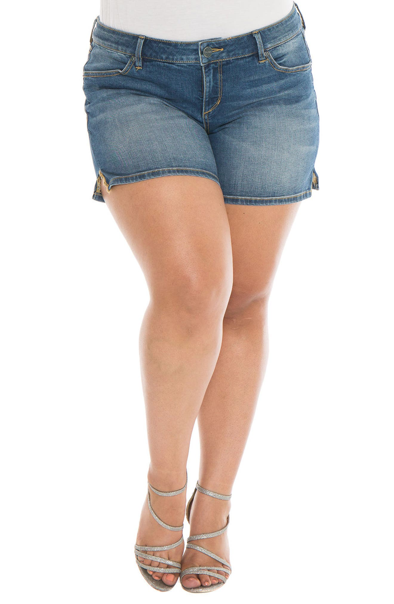 Side Vent Shorts,                         Main,                         color, 484