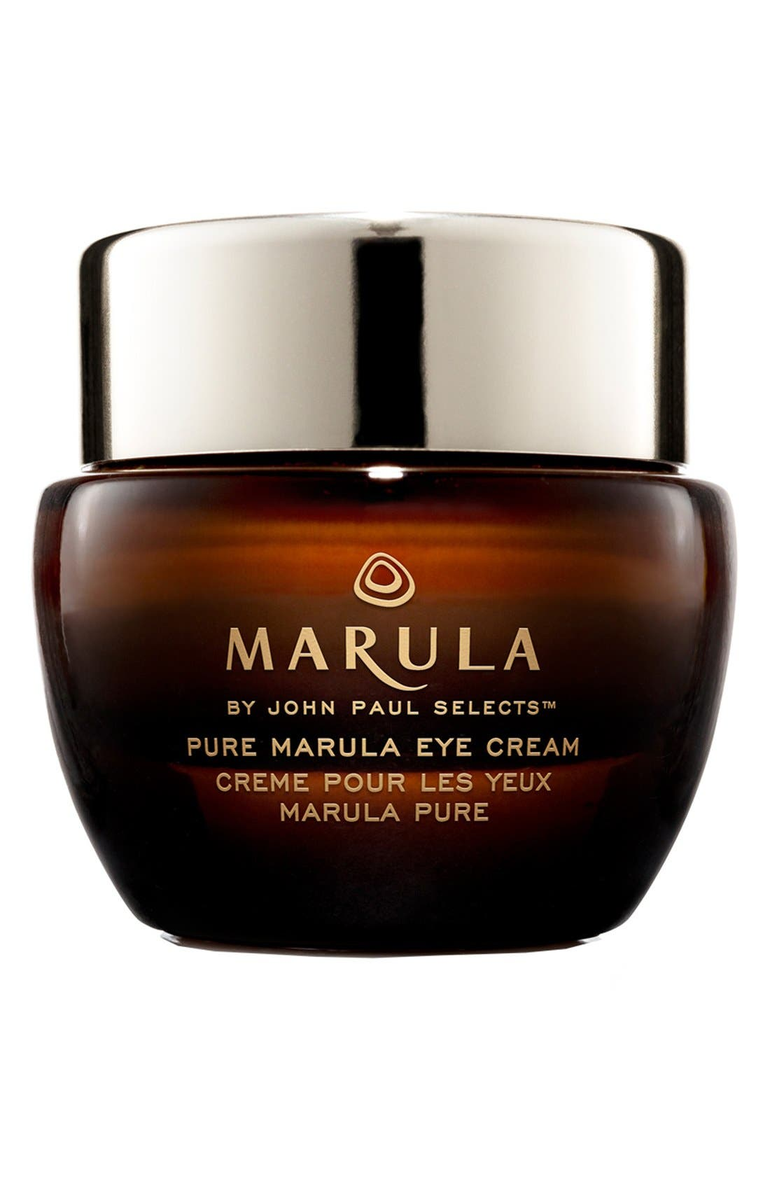 Pure Beauty Oil 'Pure Marula' Eye Cream,                             Main thumbnail 1, color,                             000