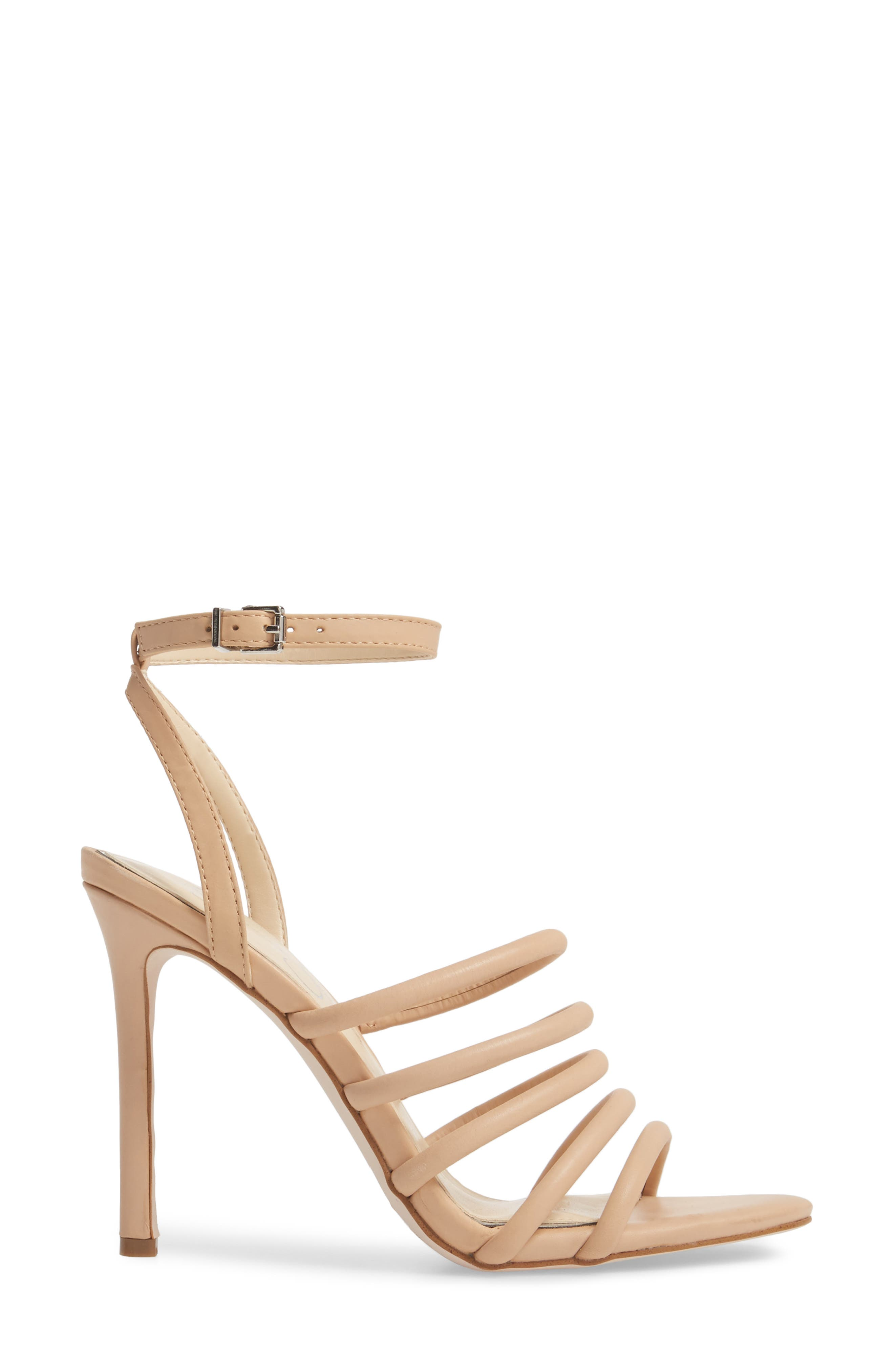 Joselle Strappy Sandal,                             Alternate thumbnail 9, color,