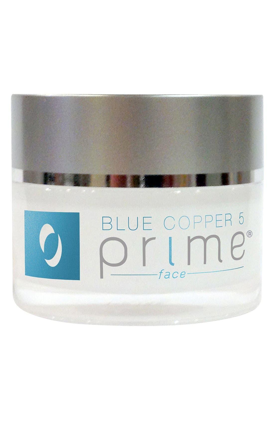 Blue Copper 5 Prime for Face,                         Main,                         color, NO COLOR