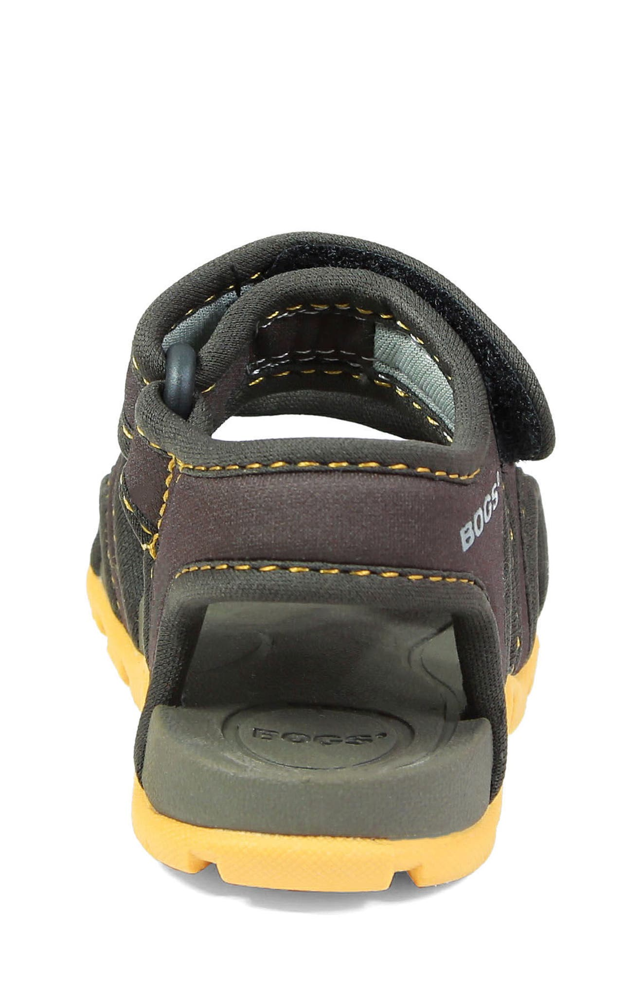 Whitefish Waterproof Sandal,                             Alternate thumbnail 8, color,                             OLIVE MULTI