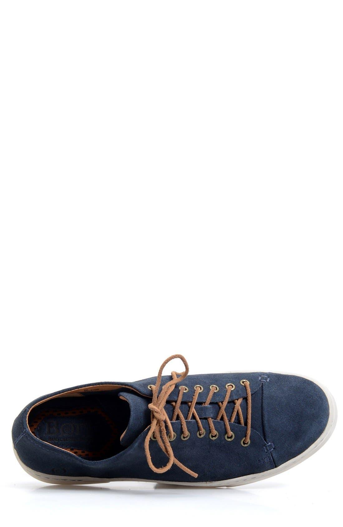 'Bayne' Cap Toe Sneaker,                             Alternate thumbnail 27, color,