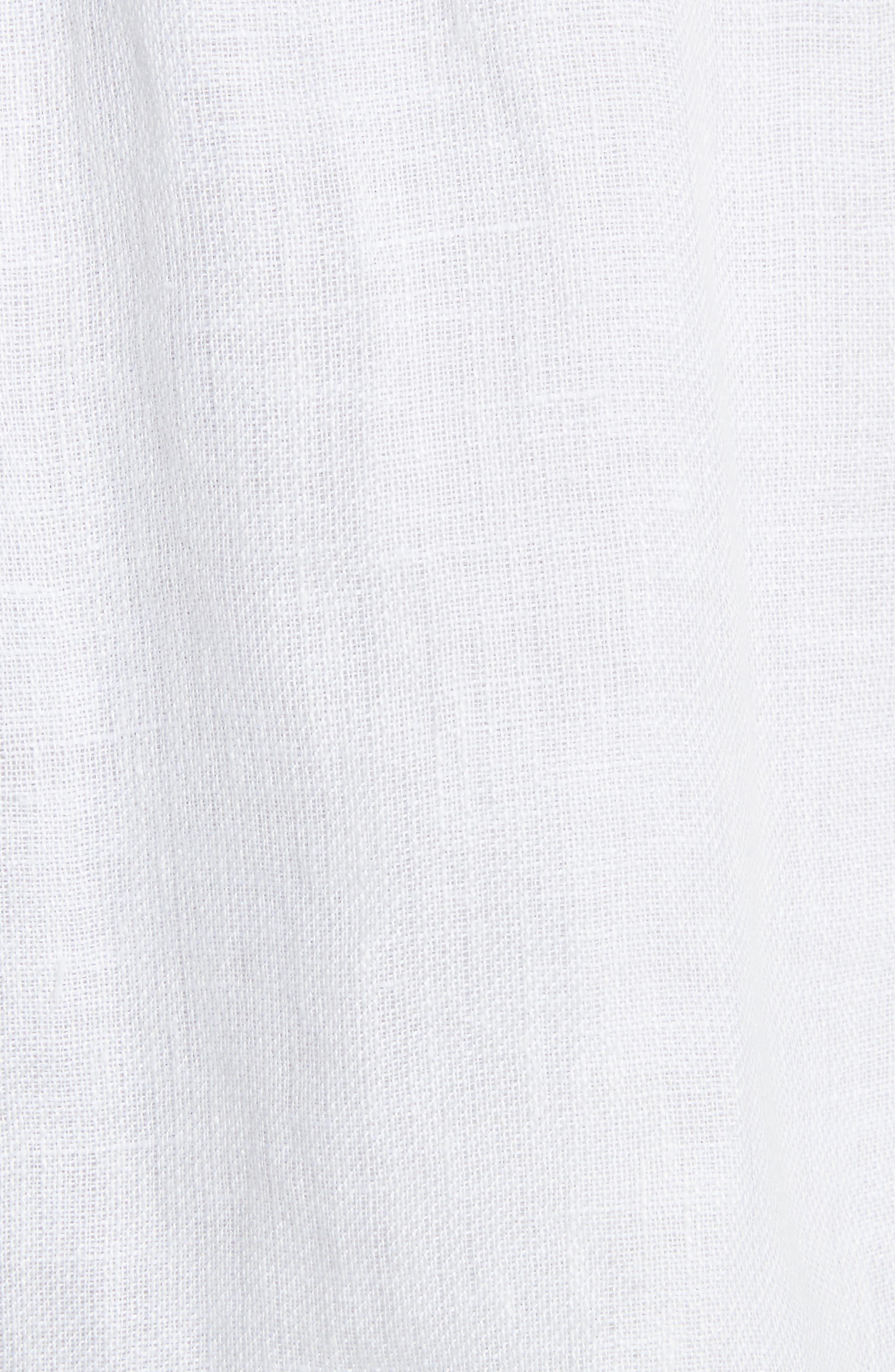 Fenna Linen Shorts,                             Alternate thumbnail 5, color,