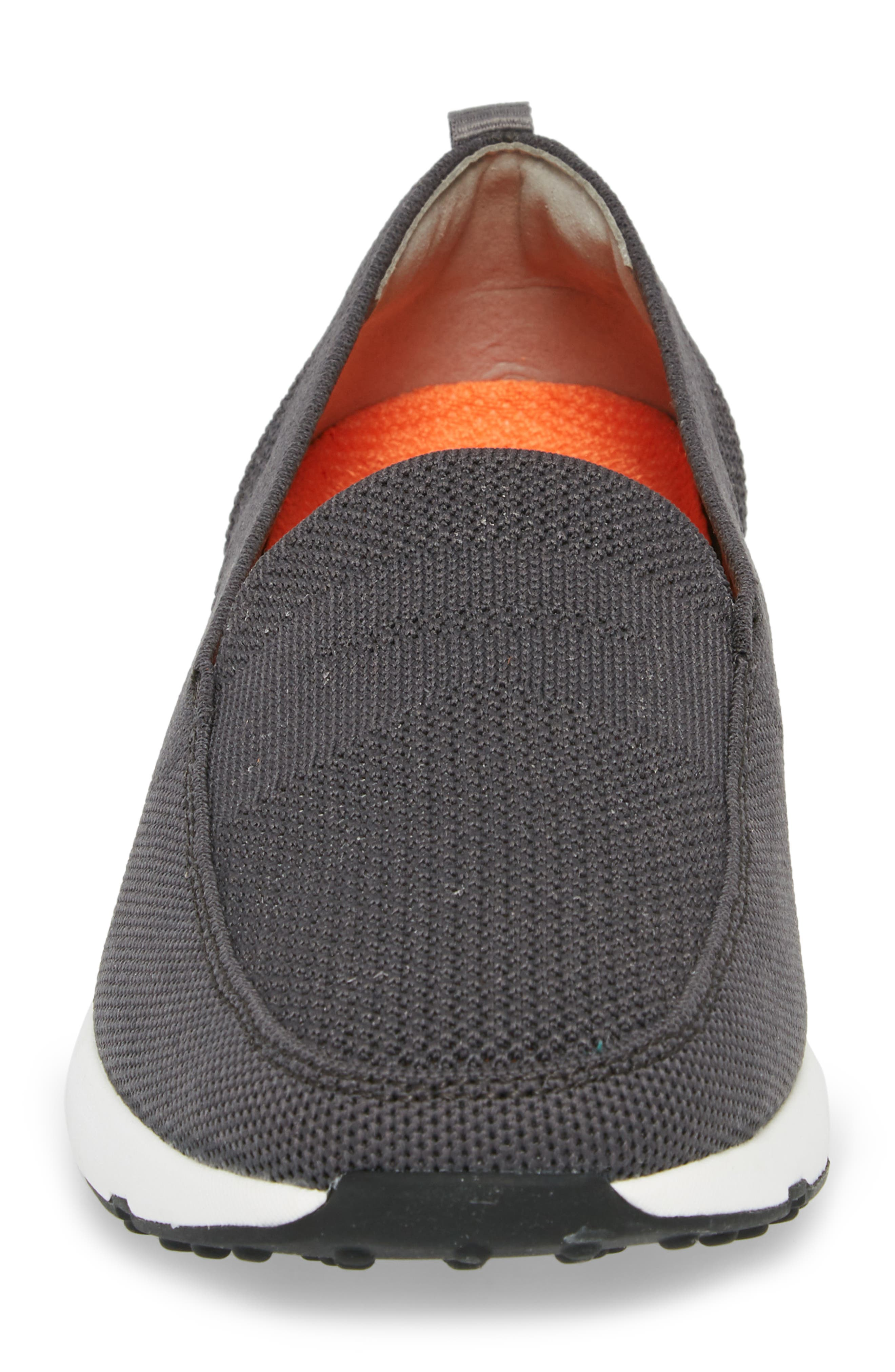 SWIMS,                             Breeze Leap Knit Penny Slip-On,                             Alternate thumbnail 4, color,                             020