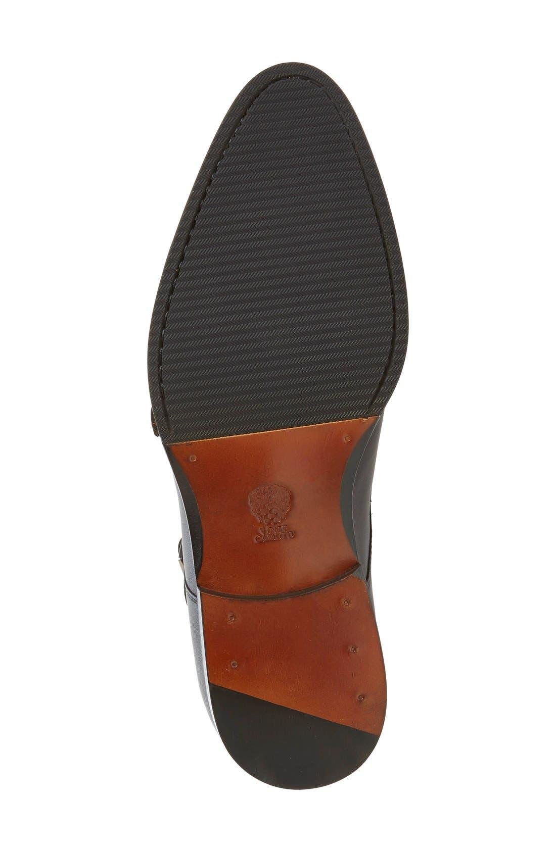 'Briant' Double Monk Strap Shoe,                             Alternate thumbnail 11, color,