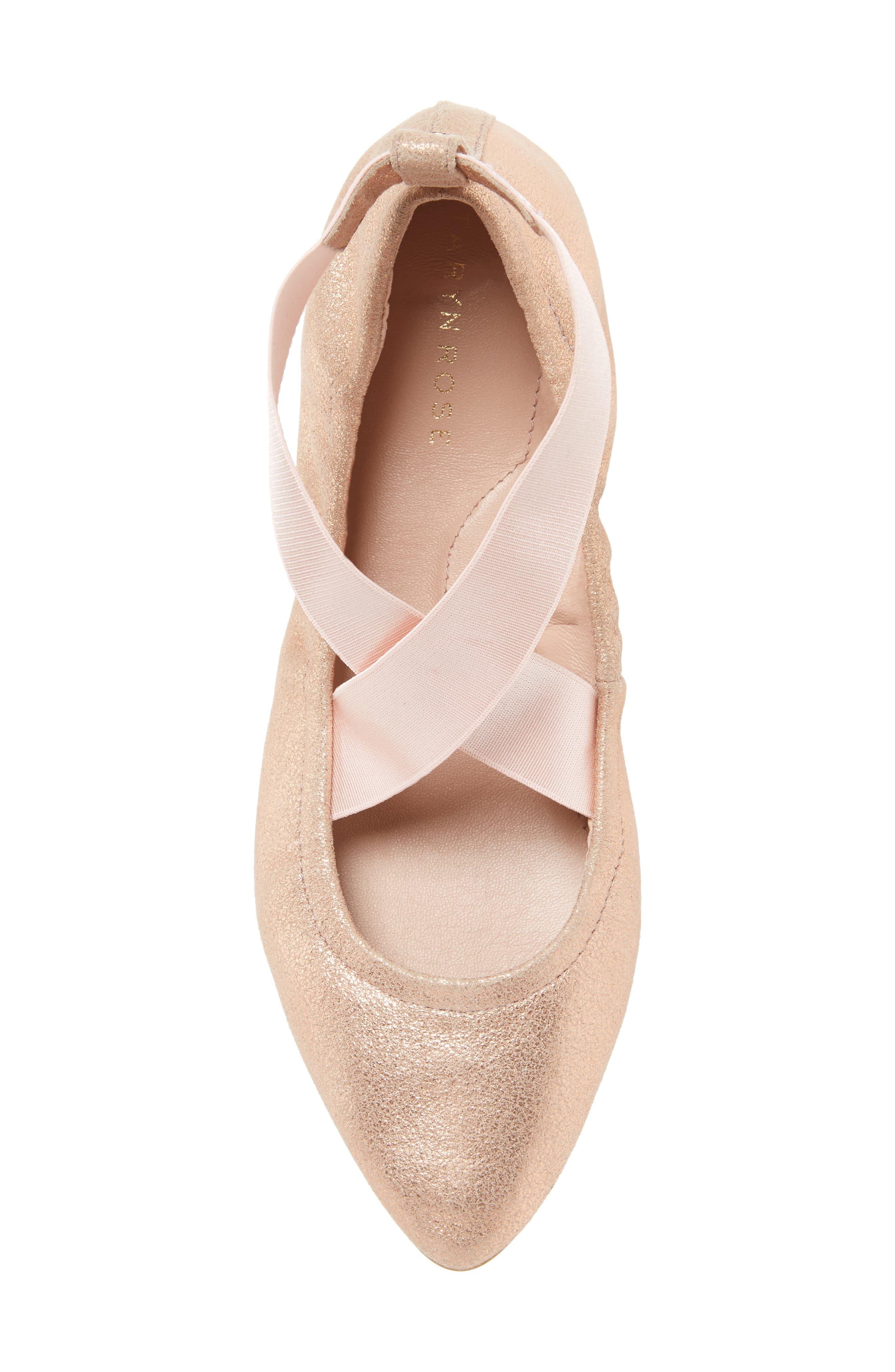 Edina Strappy Ballet Flat,                             Alternate thumbnail 24, color,