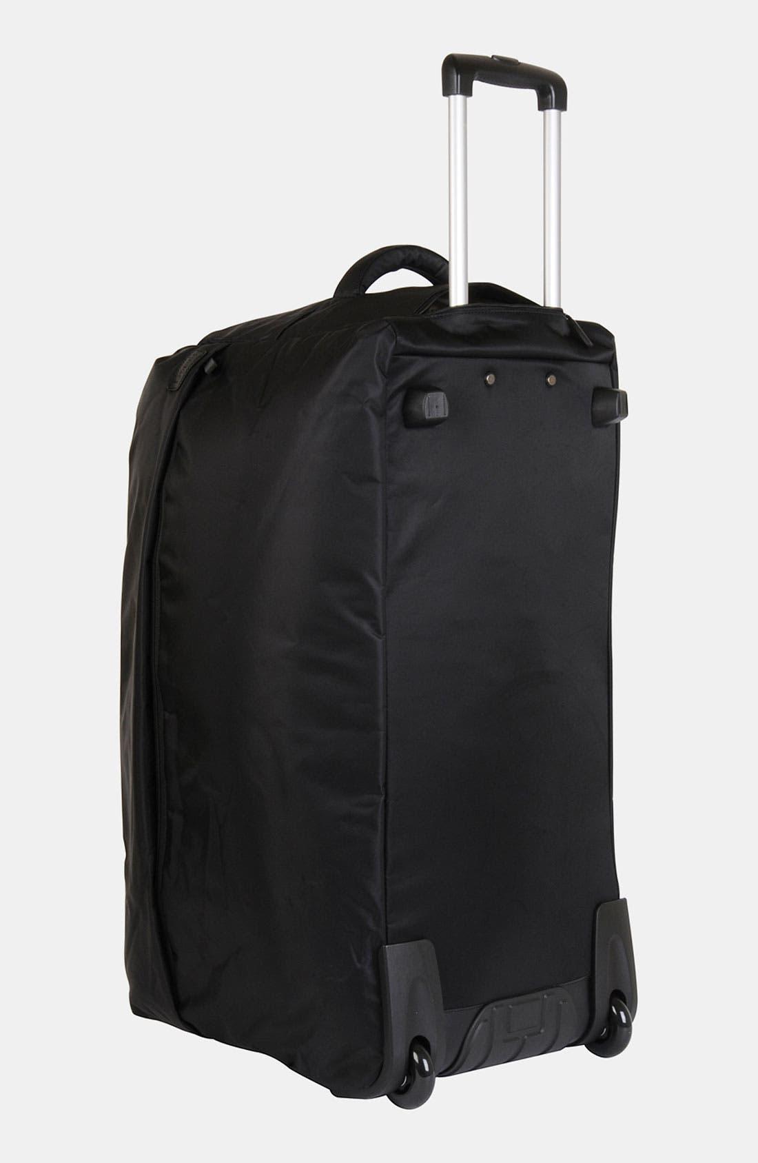 Foldable Rolling Duffel Bag,                             Alternate thumbnail 4, color,                             001