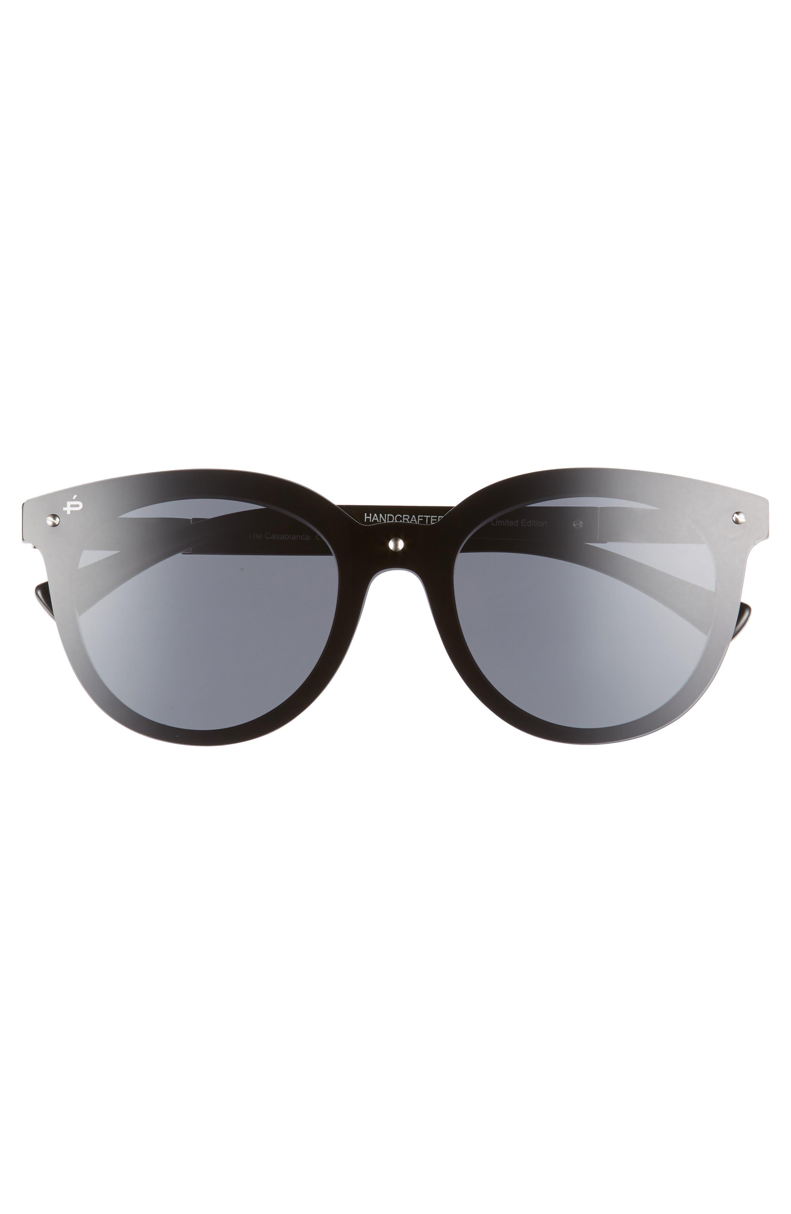 Privé Revaux The Casablanca 52mm Sunglasses,                             Alternate thumbnail 3, color,                             001