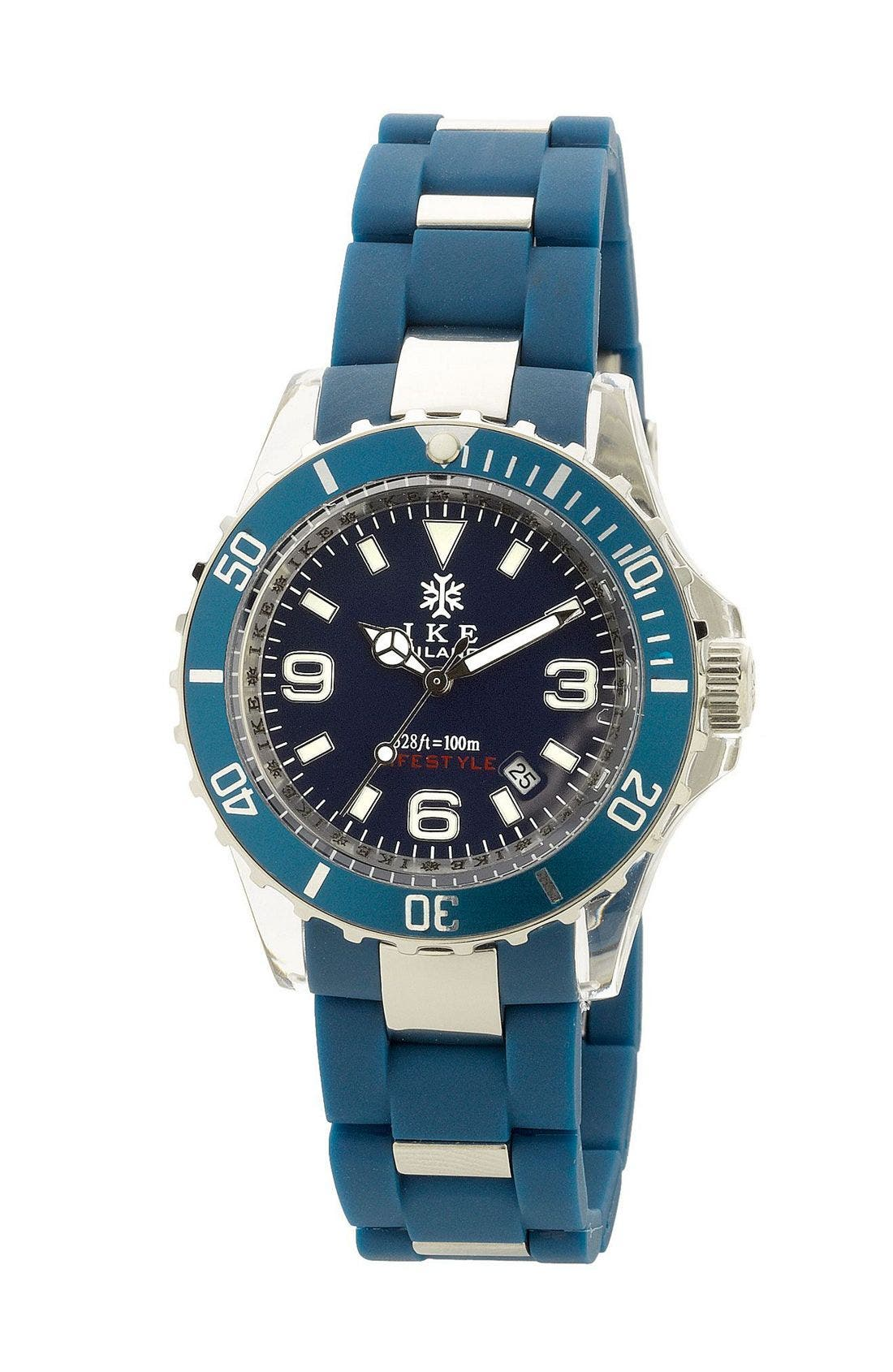 Ike Lifestyle Collection Watch, Main, color, 415