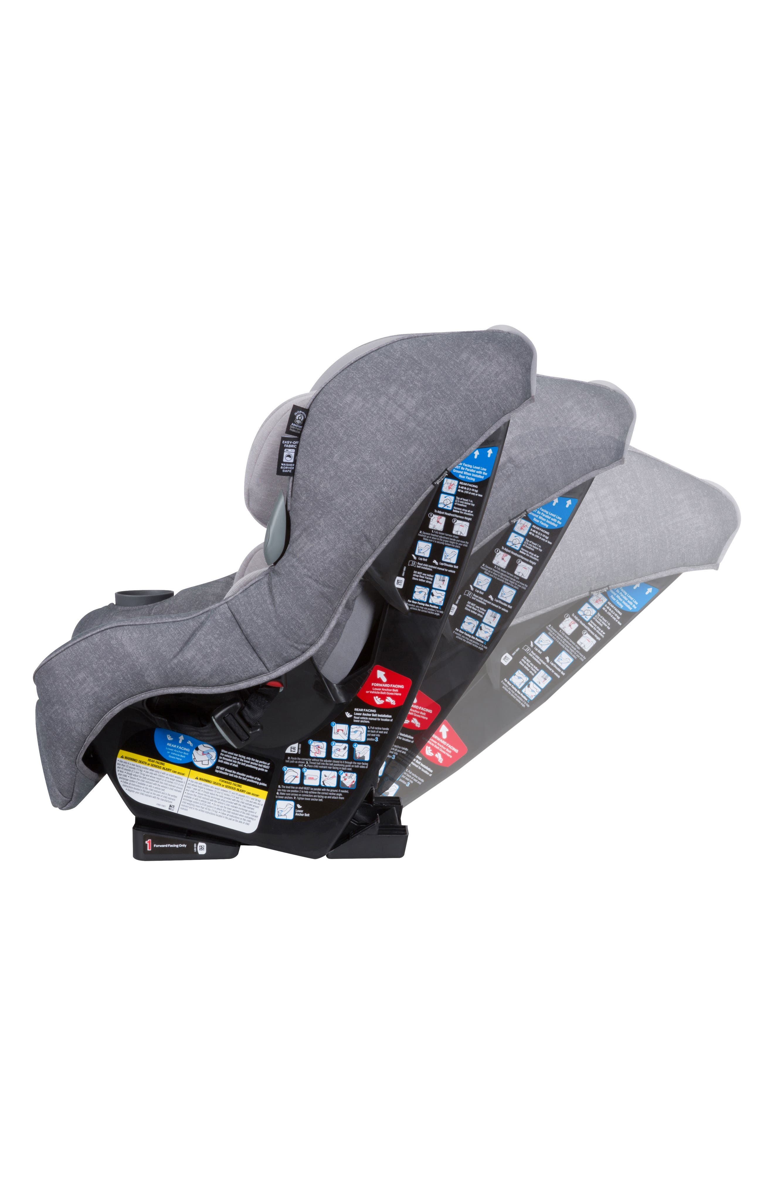 MAXI-COSI<SUP>®</SUP>,                             Pria<sup>™</sup> 85 Max Nomad Collection Convertible Car Seat,                             Alternate thumbnail 2, color,                             NOMAD GREY