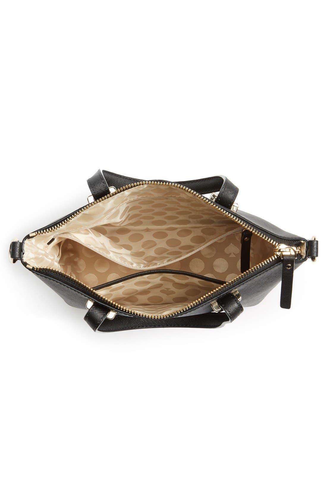 'cedar street - harmony' crossbody bag,                             Alternate thumbnail 5, color,                             001