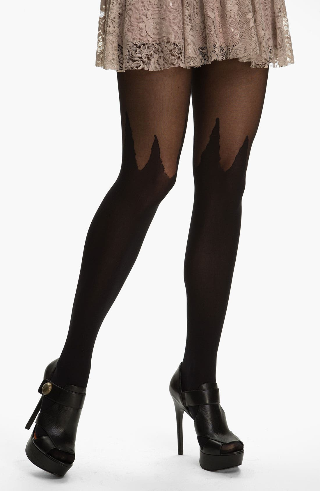 'House of Holland - Spike' Tights,                         Main,                         color, 007