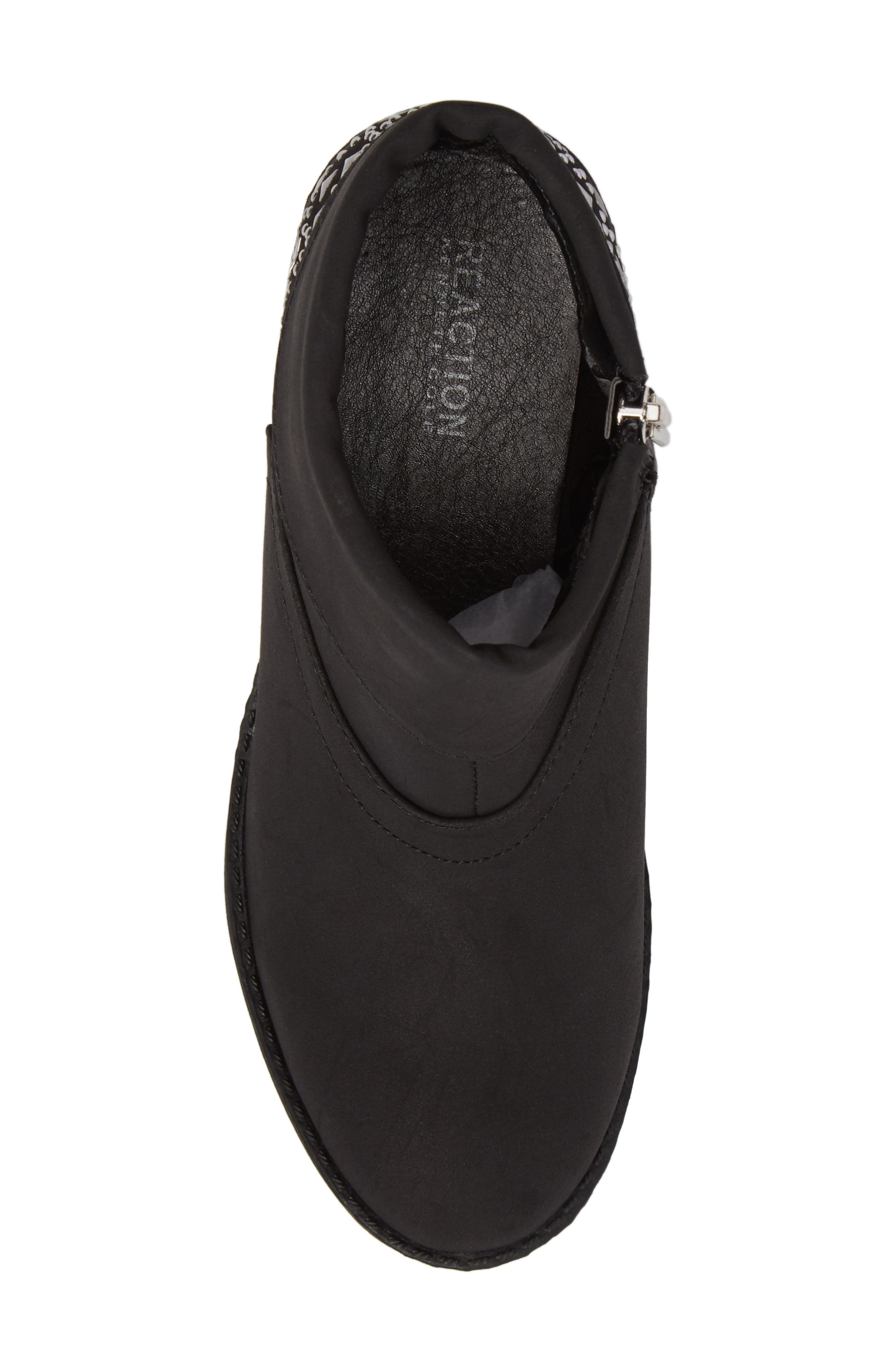 Taylor Star Bootie,                             Alternate thumbnail 5, color,                             001