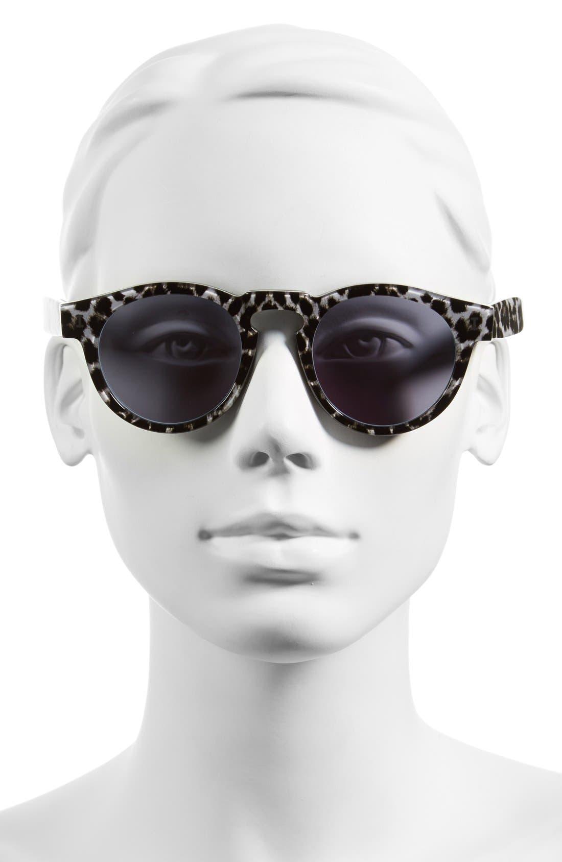 'Leonard' 47mm Sunglasses,                             Alternate thumbnail 75, color,