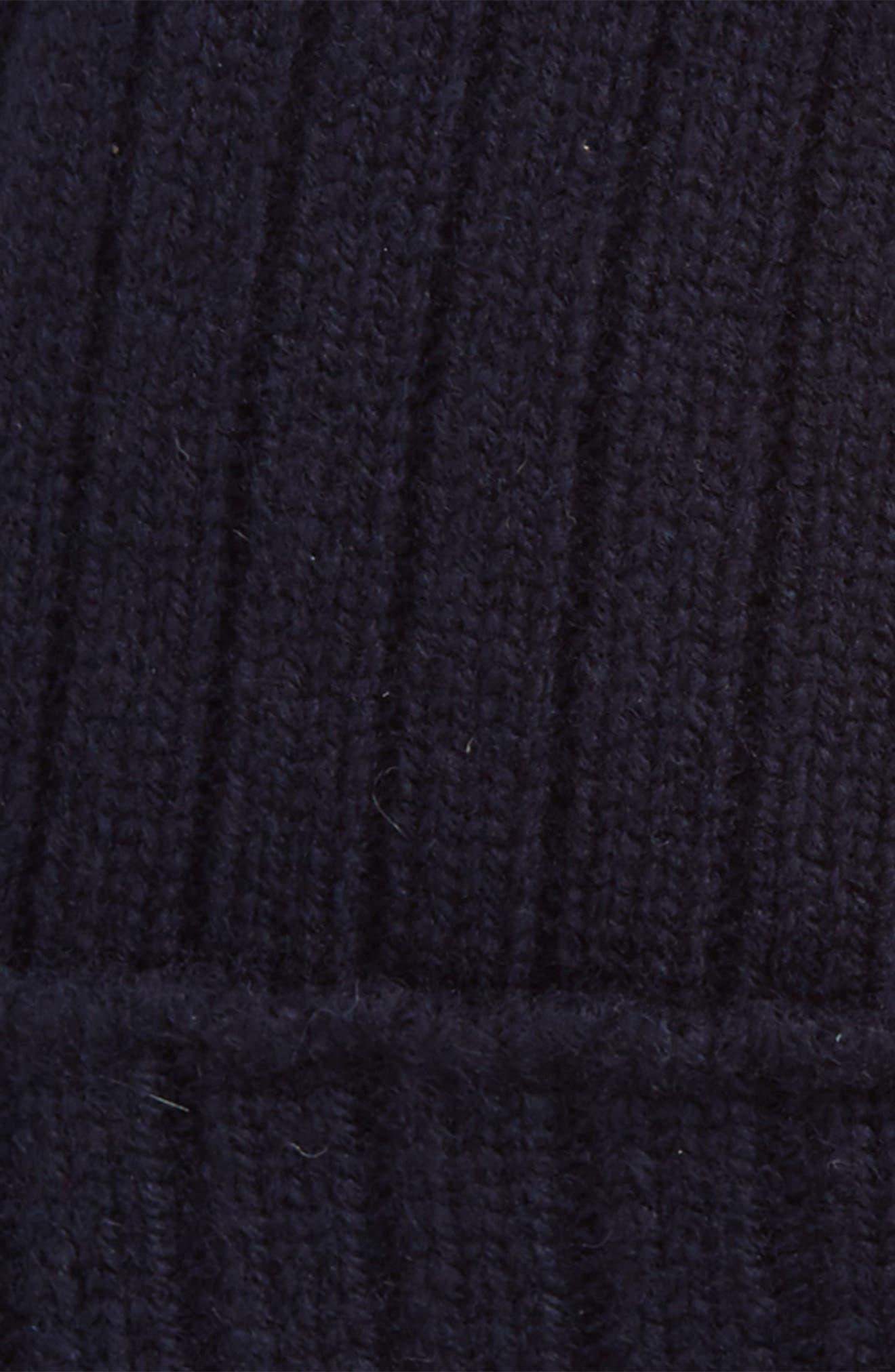 Wool Knit Cap,                             Alternate thumbnail 6, color,