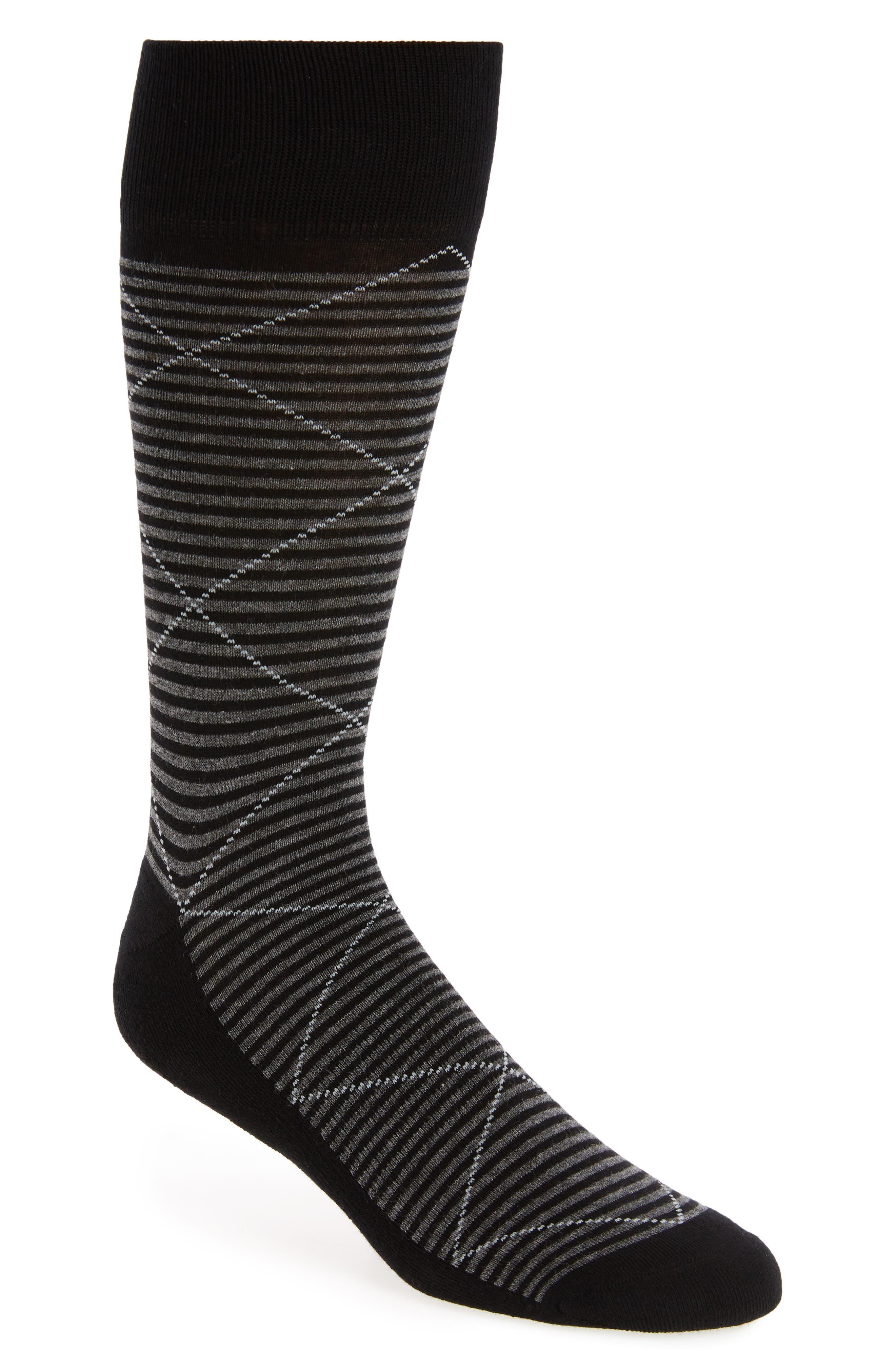 Argyle Socks,                         Main,                         color, 001