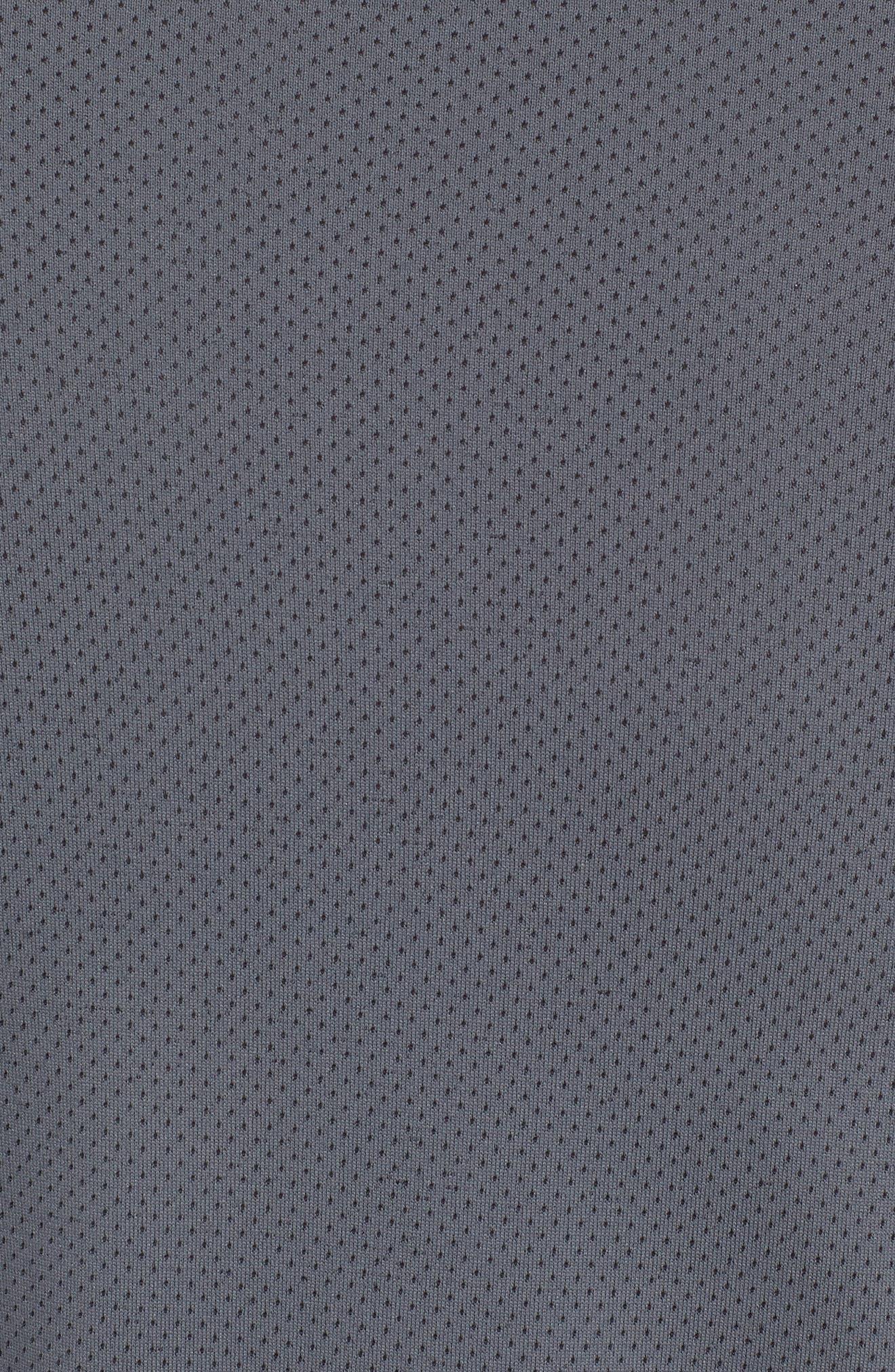 Stripe Polo Shirt,                             Alternate thumbnail 5, color,                             021