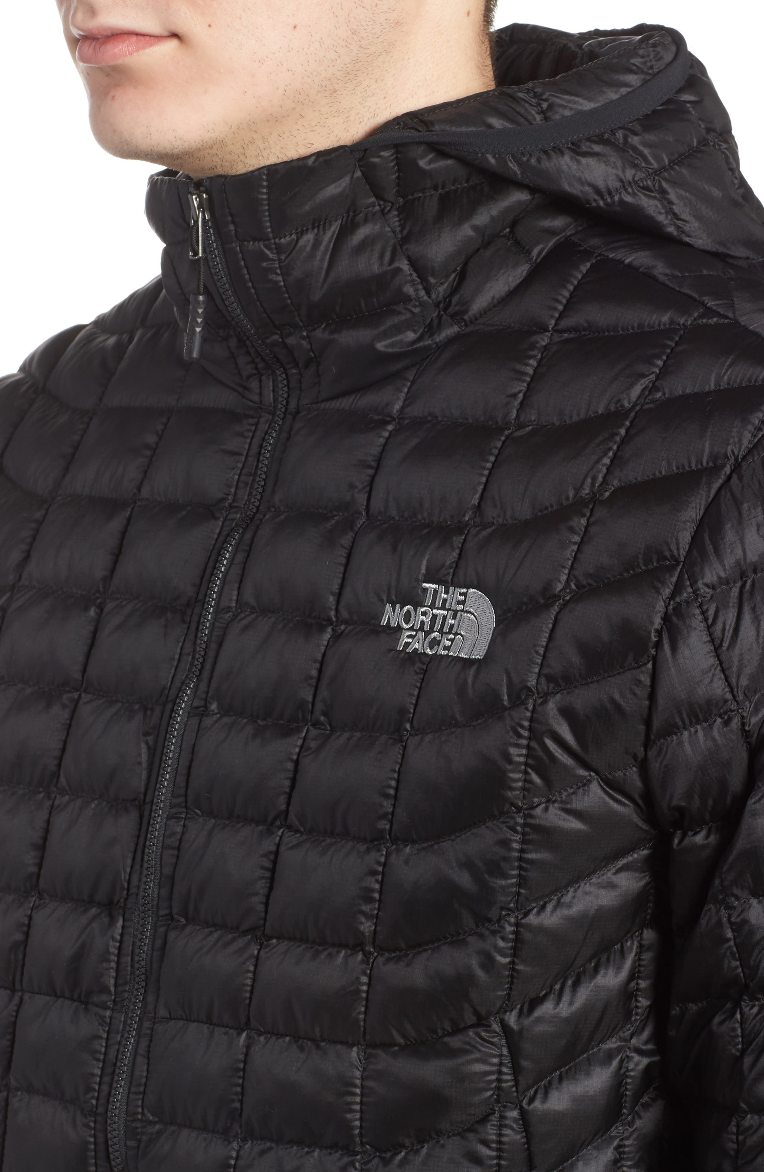 'ThermoBall<sup>™</sup>' PrimaLoft<sup>®</sup> Hooded Jacket,                             Alternate thumbnail 4, color,                             009