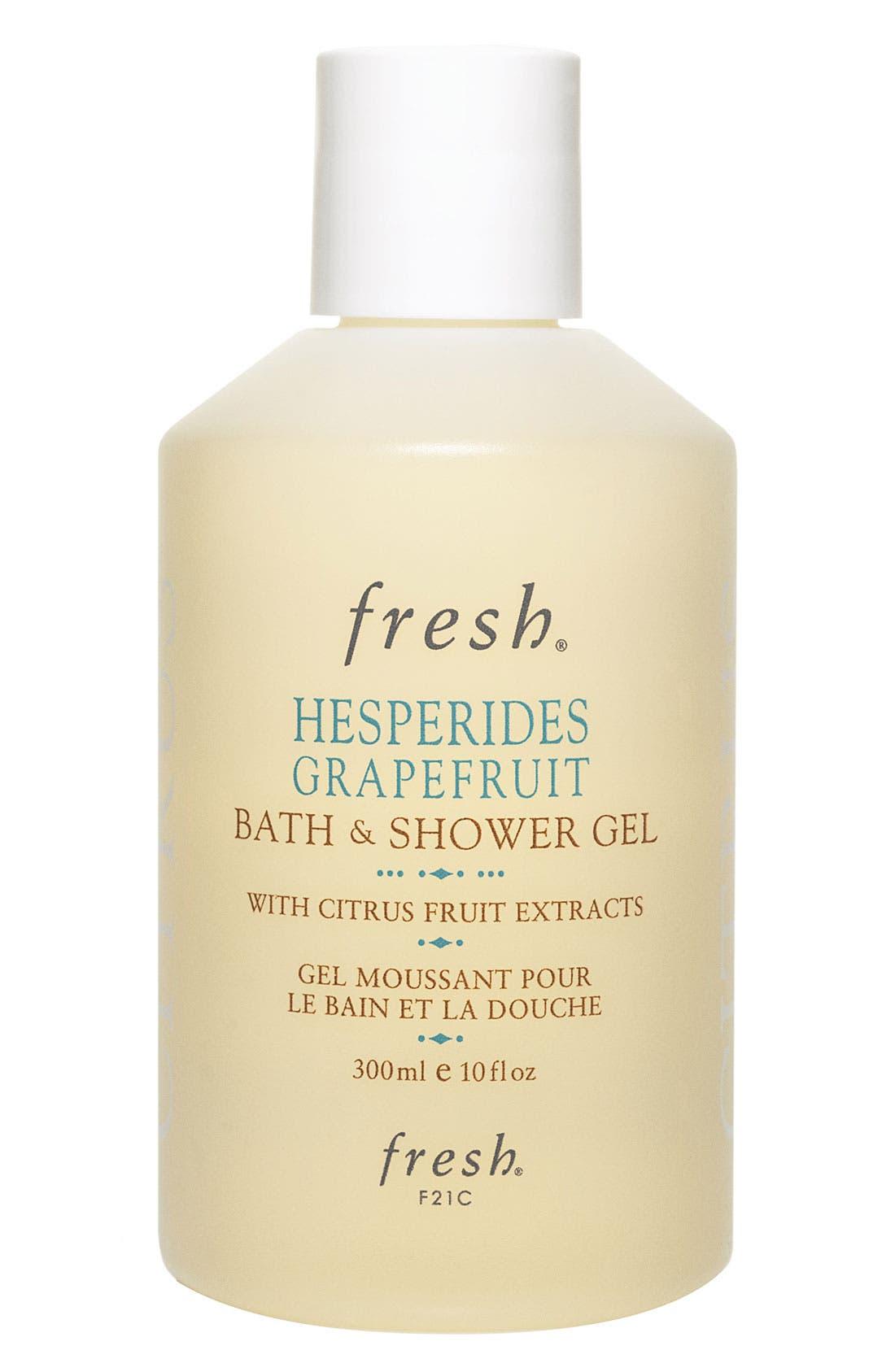 Hesperides Grapefruit Bath & Shower Gel,                         Main,                         color, NO COLOR
