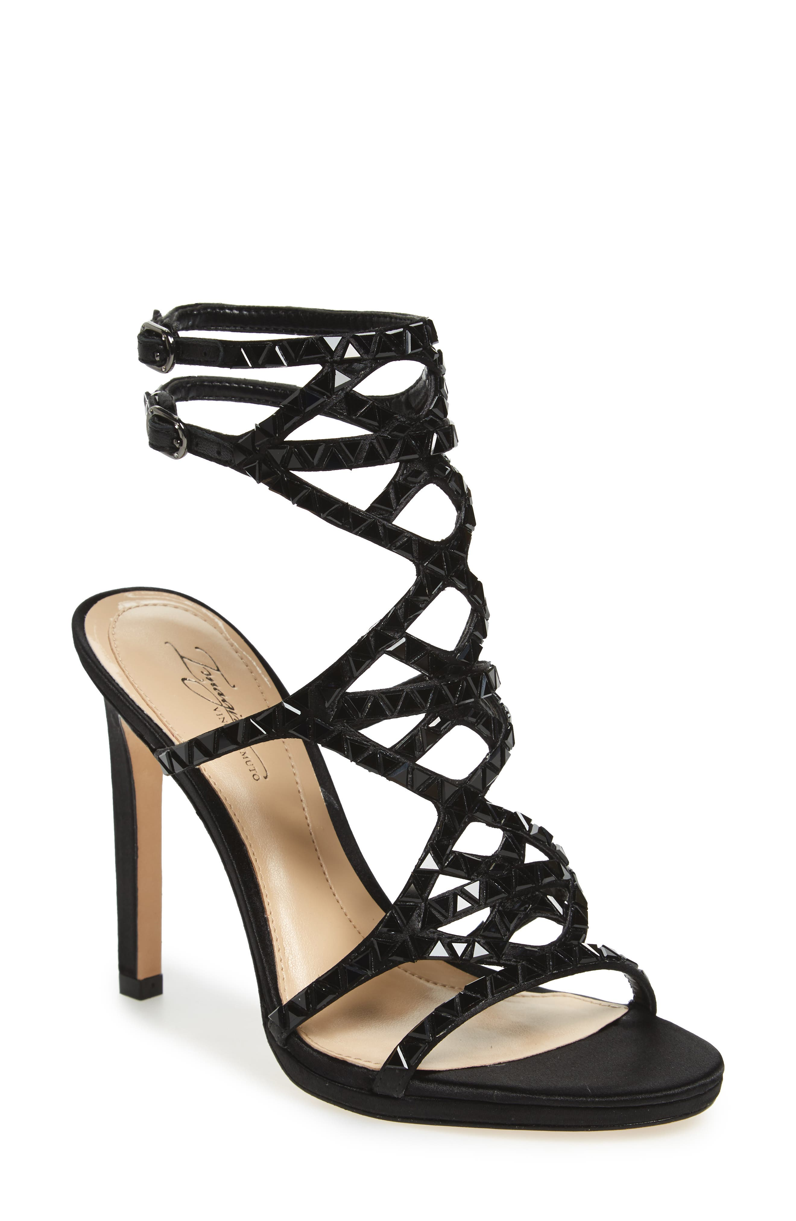 Galvin Sandal,                         Main,                         color, 001