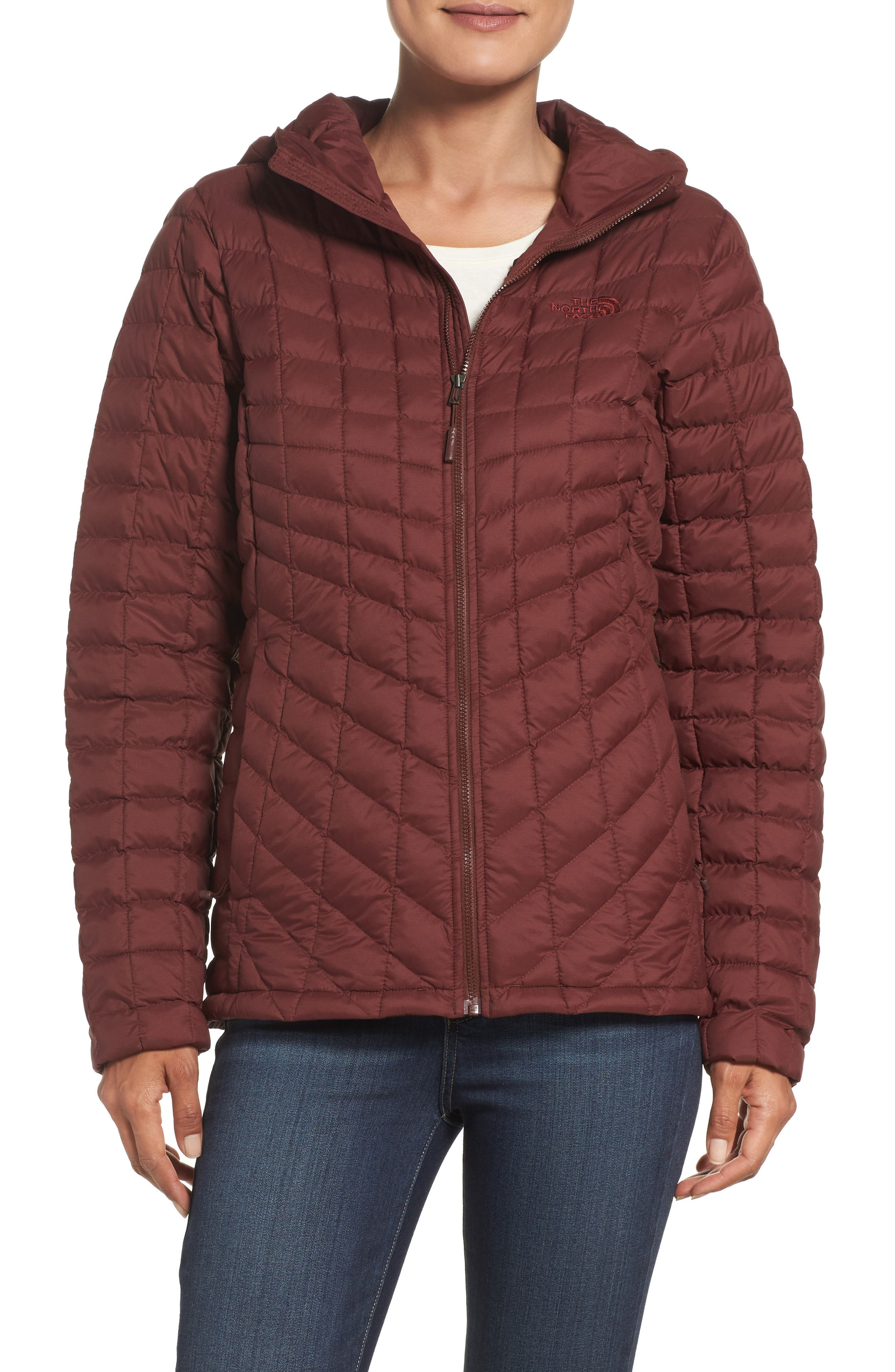 ThermoBall<sup>™</sup> Zip Hoodie,                             Main thumbnail 12, color,
