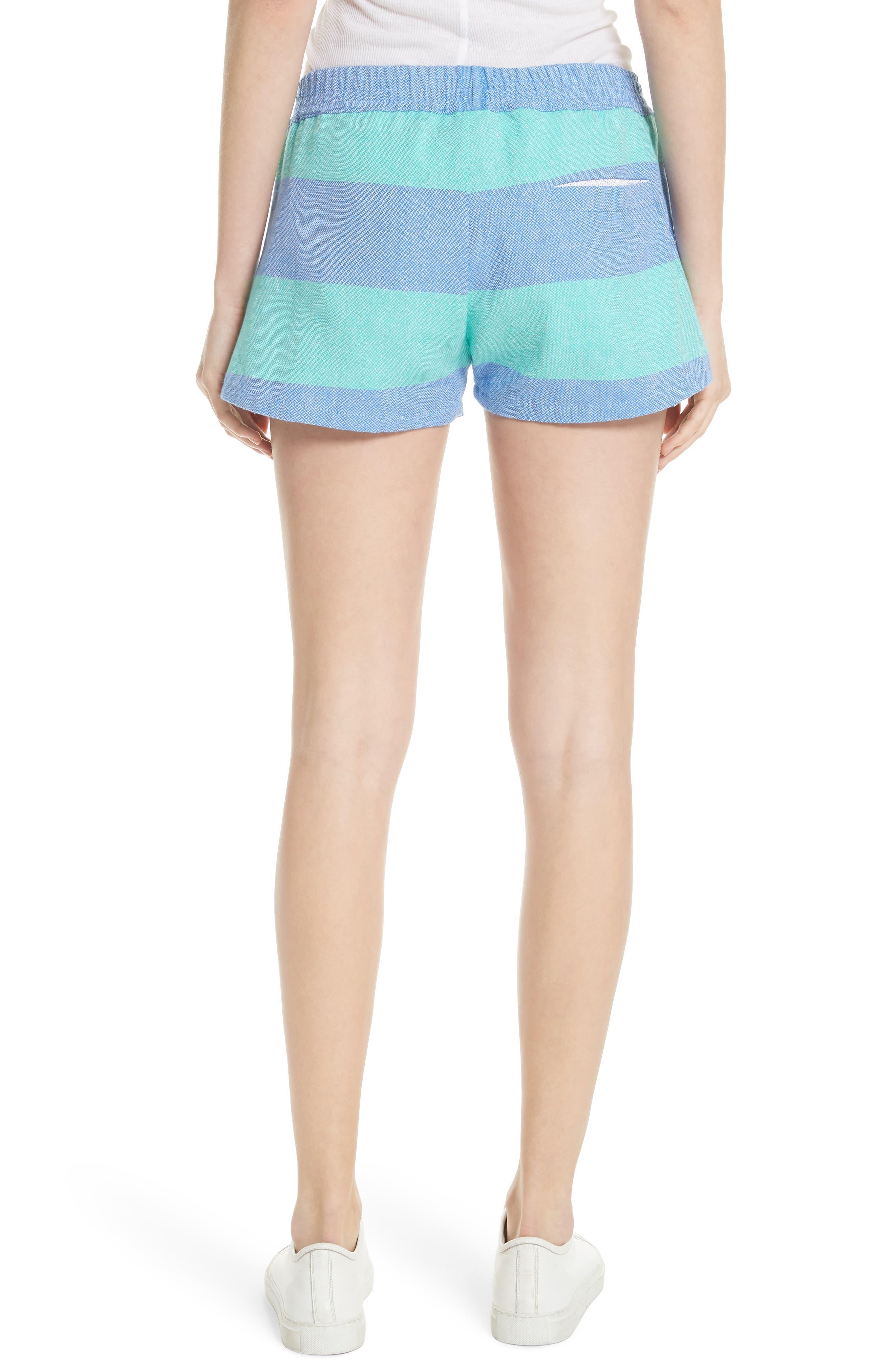 Surf Stripe Shorts,                             Alternate thumbnail 2, color,