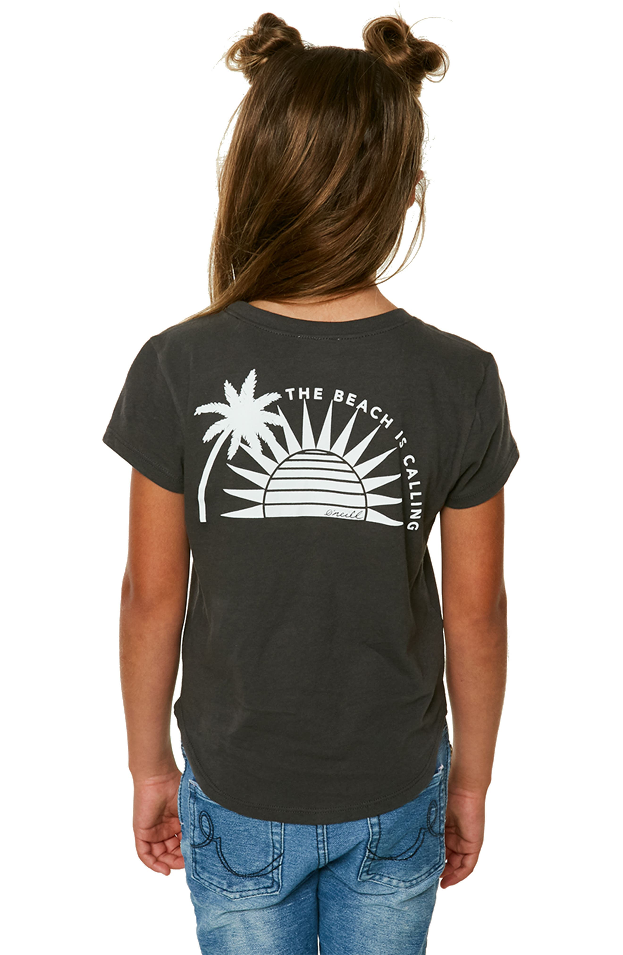 Sunup Graphic Print Tee,                             Alternate thumbnail 2, color,                             001