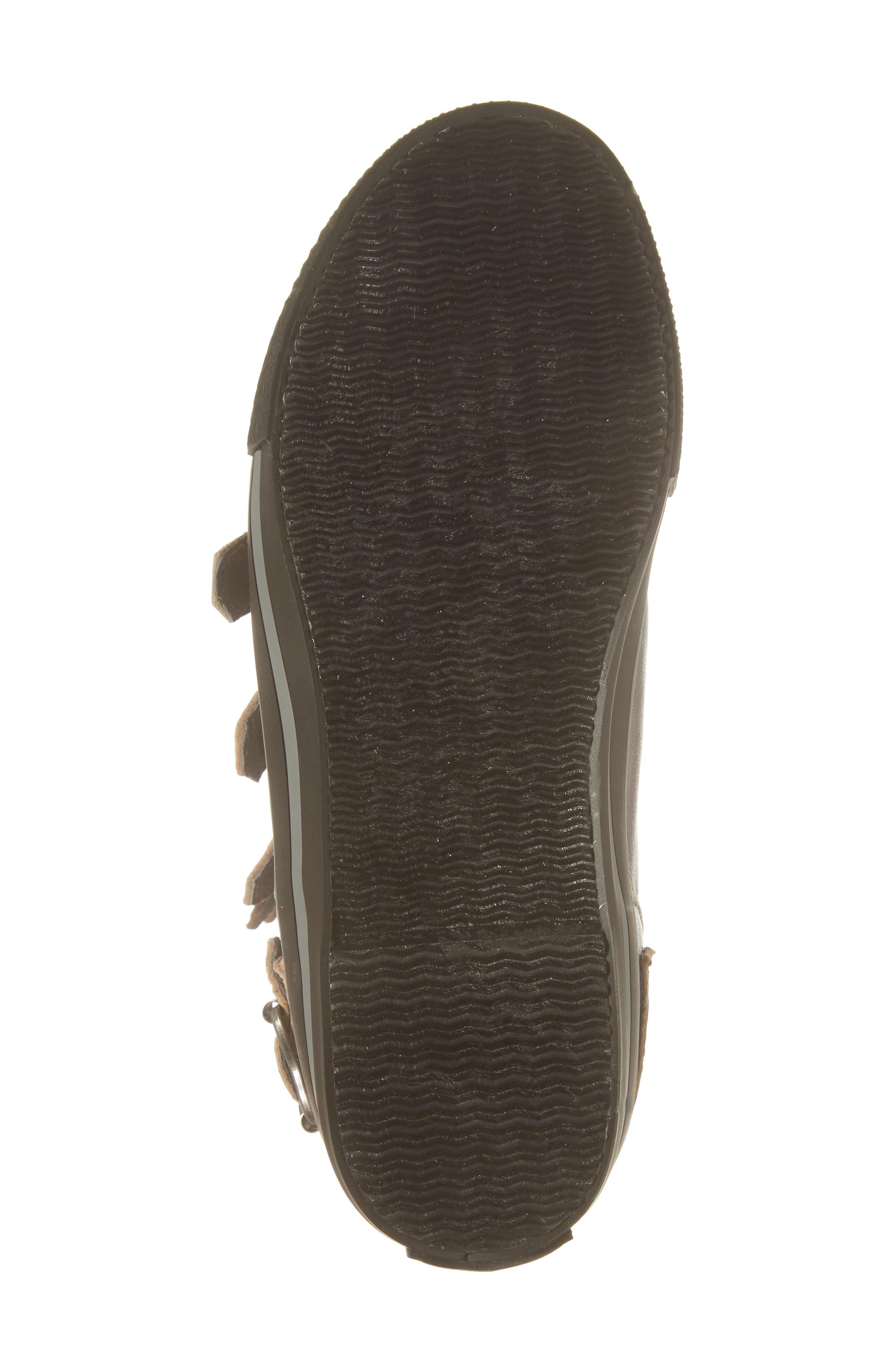 Vava Natalie Tall Sneaker Boot,                             Alternate thumbnail 6, color,                             040