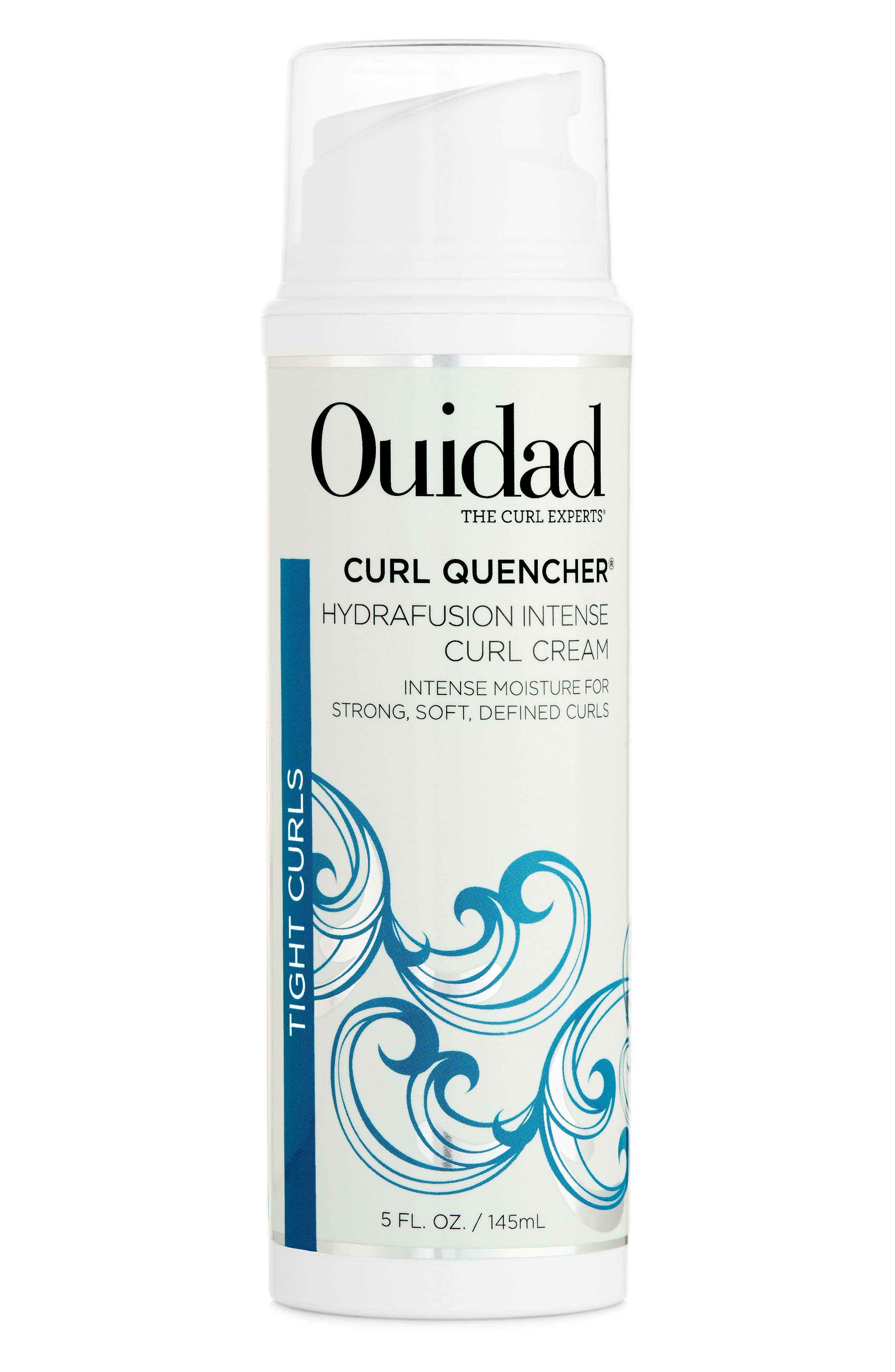 Curl Quencher<sup>®</sup> HydraFusion Intense Curl Cream,                             Main thumbnail 1, color,                             000