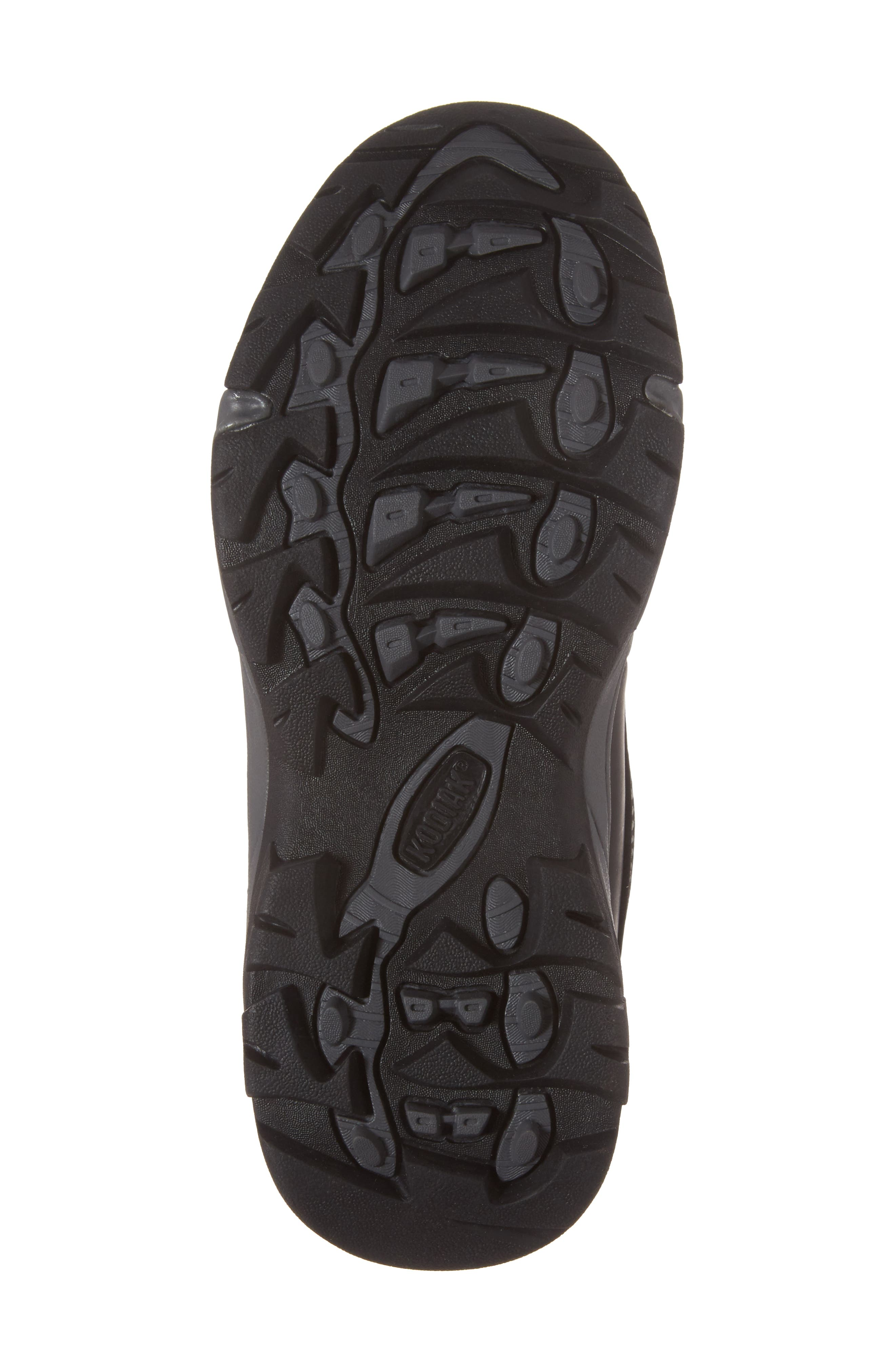 'Renee' Waterproof Insulated Winter Boot,                             Alternate thumbnail 6, color,                             001