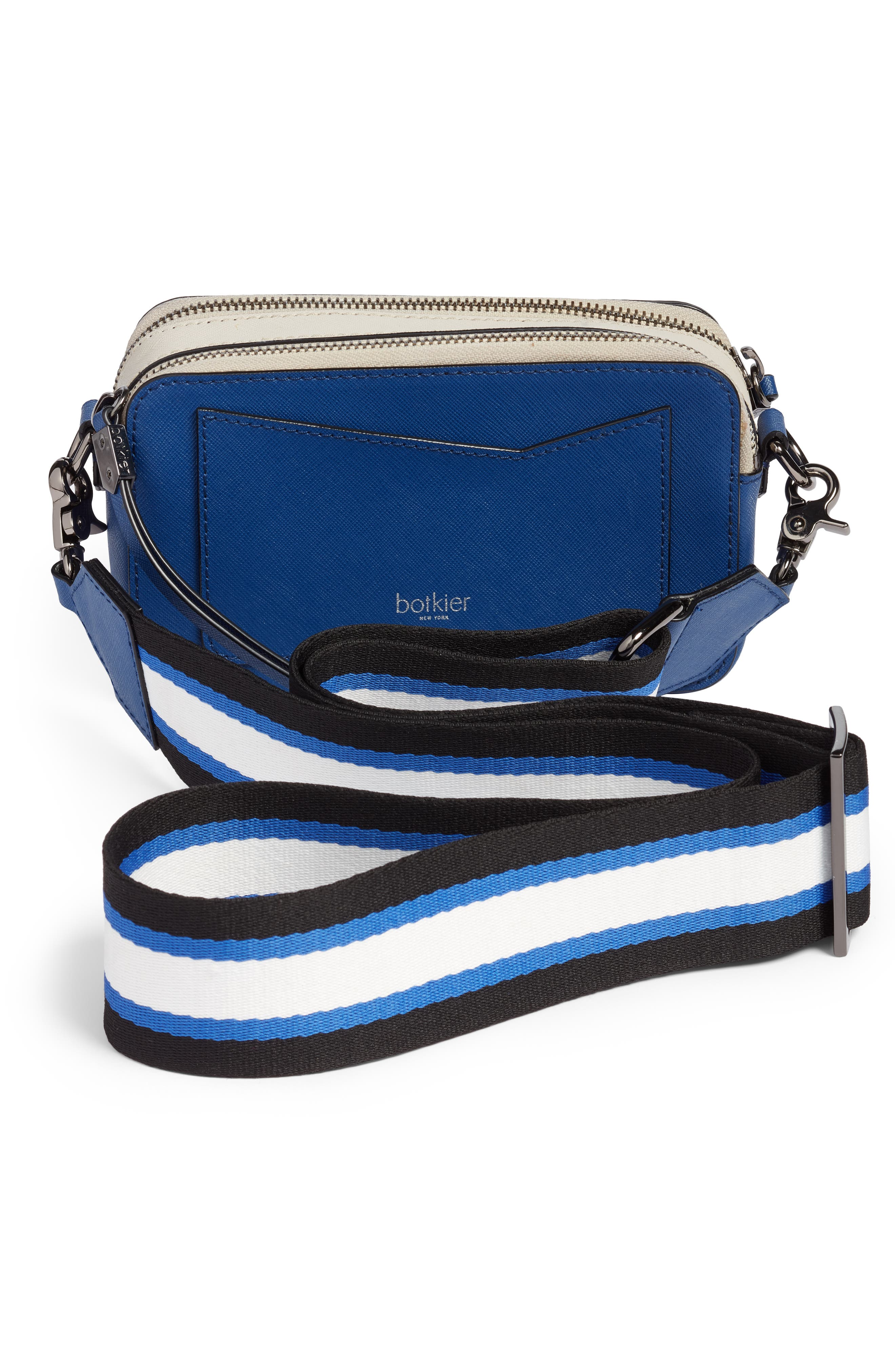 Cobble Hill Mini Crossbody Camera Bag,                             Alternate thumbnail 3, color,                             WINTER BLUE COMBO