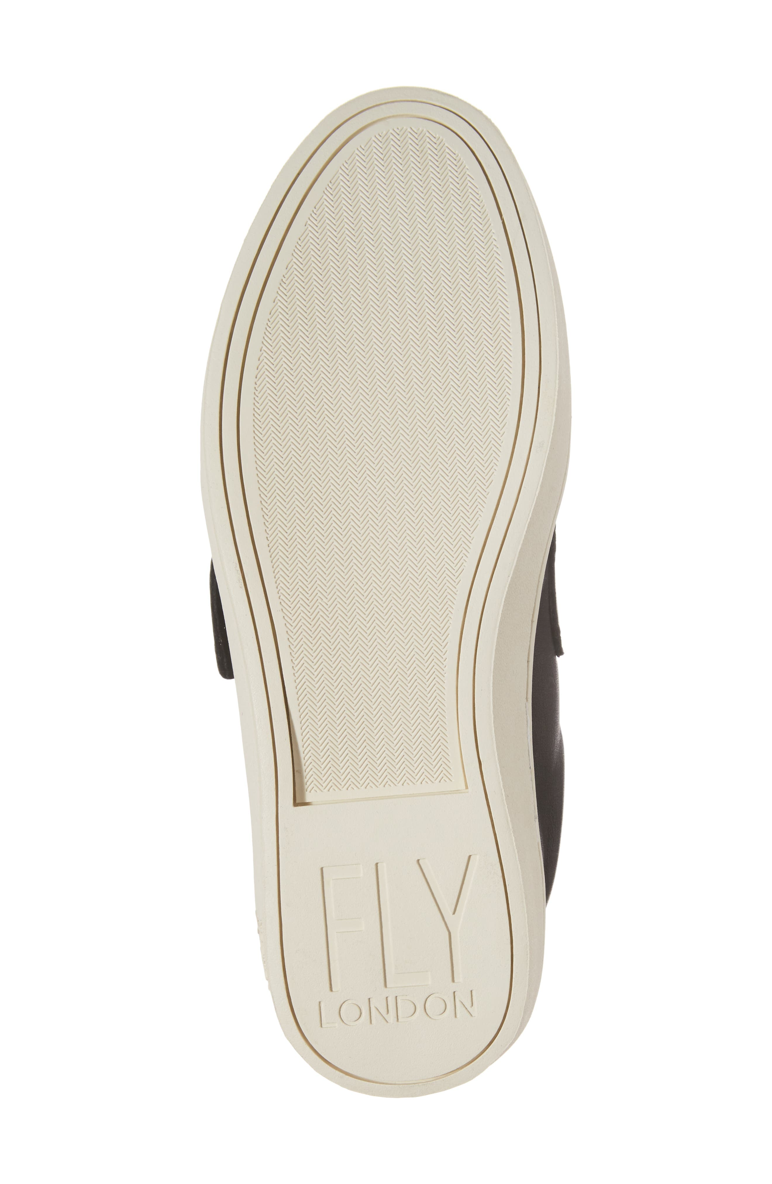 Mice Buckle Sneaker,                             Alternate thumbnail 6, color,