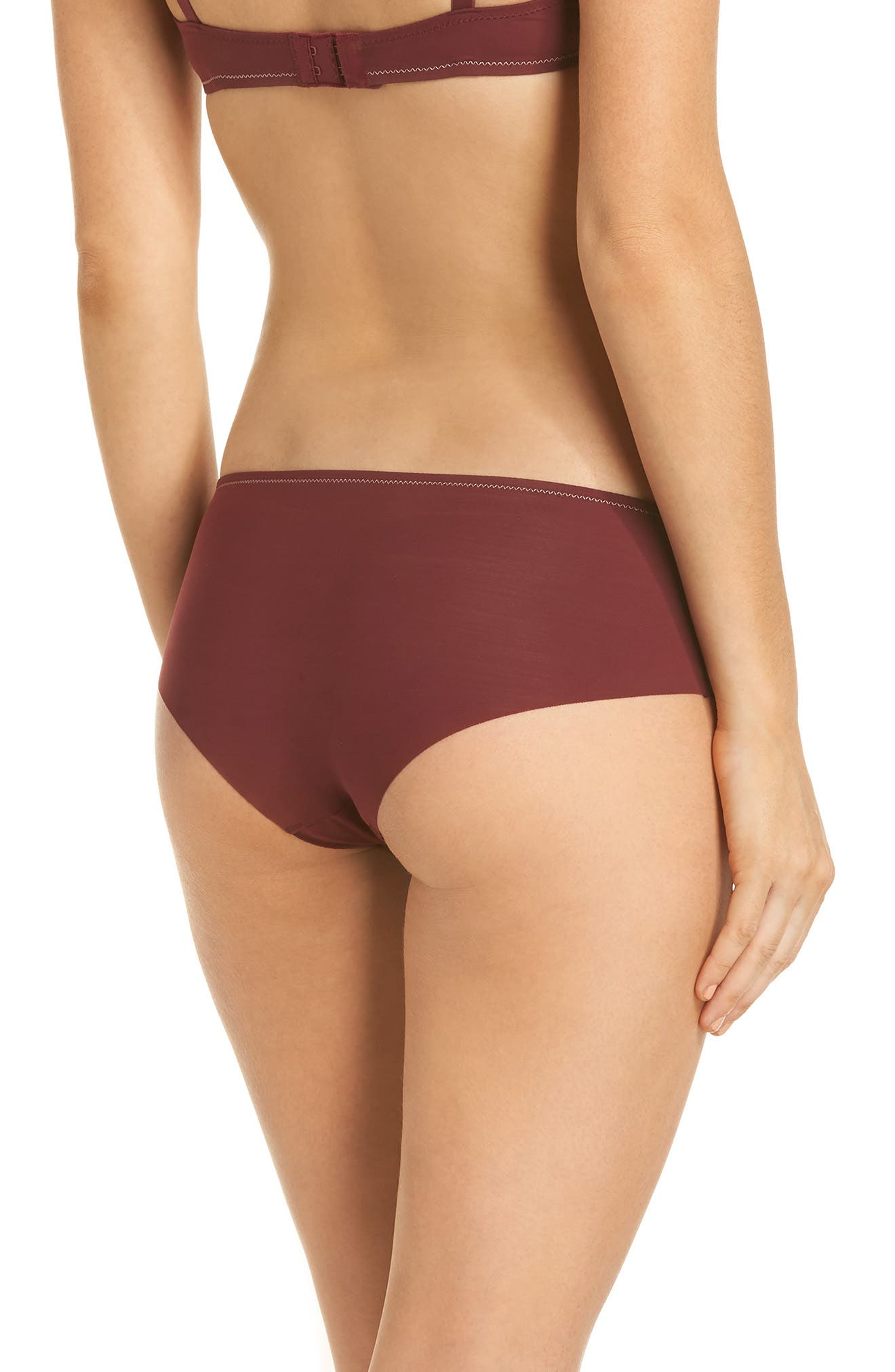 Java Hipster Panties,                             Alternate thumbnail 2, color,                             HENNA
