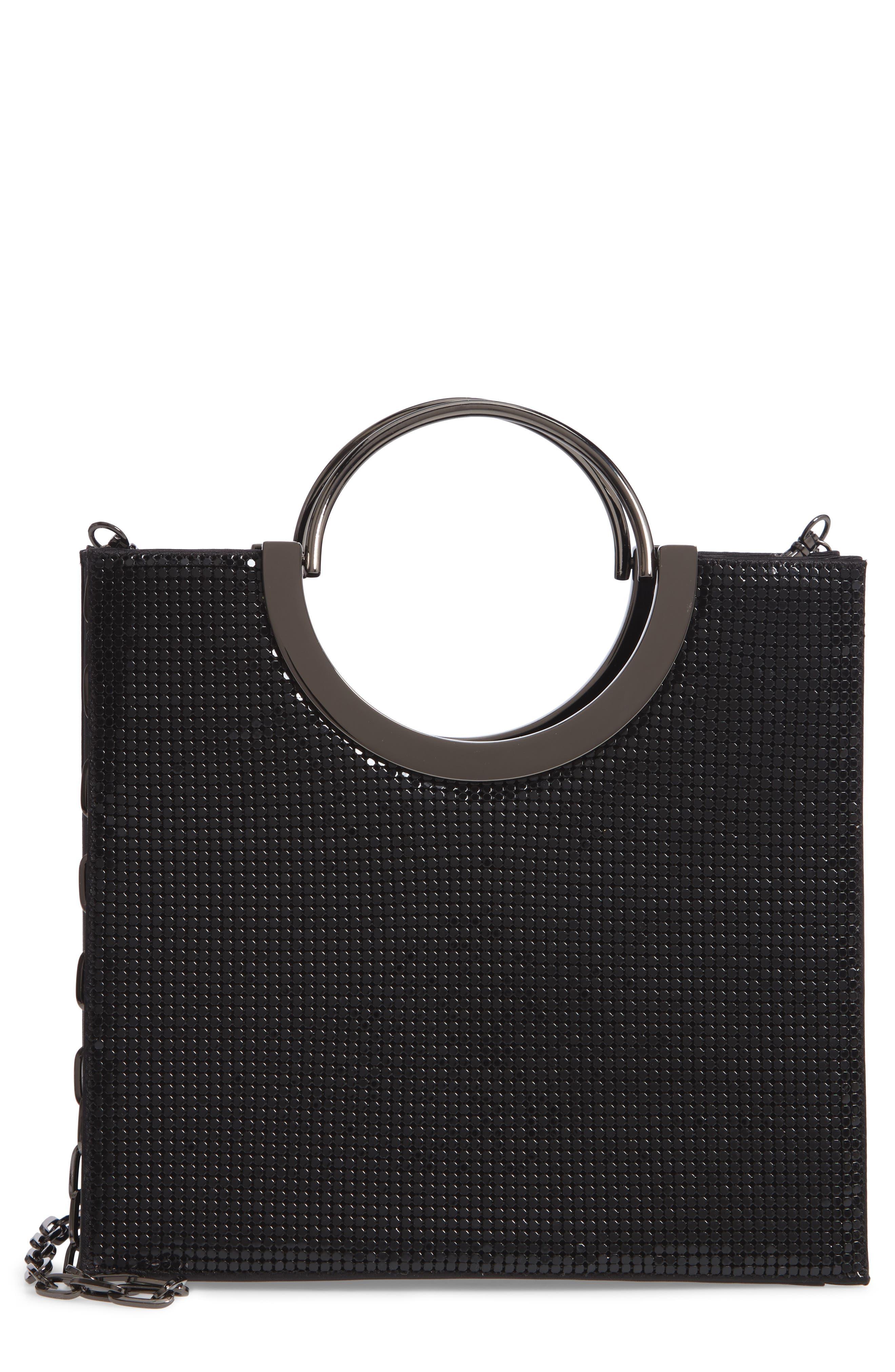 Nolita Tote Bag,                         Main,                         color, BLACK