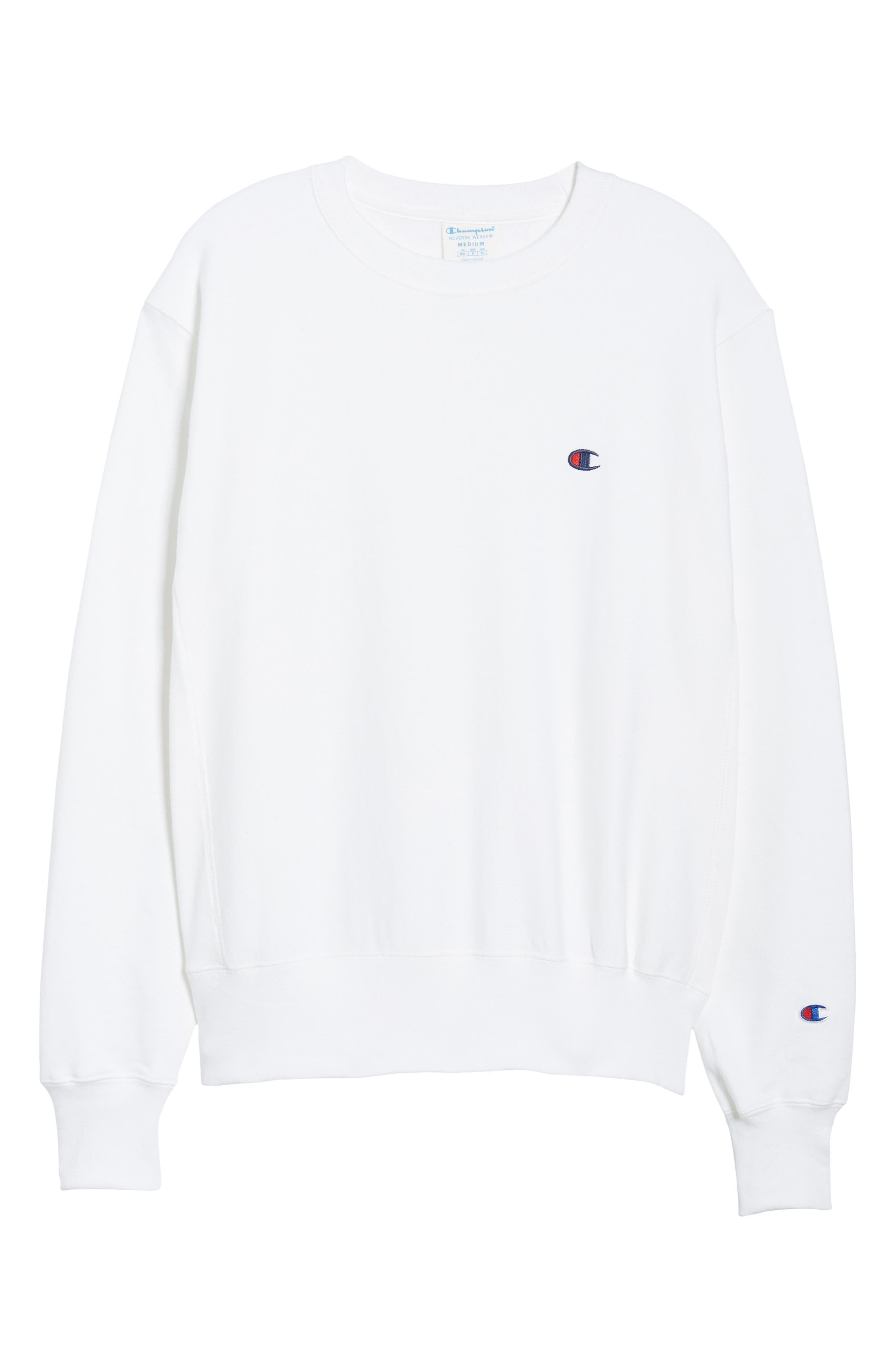 Reverse Weave Sweatshirt,                             Alternate thumbnail 33, color,