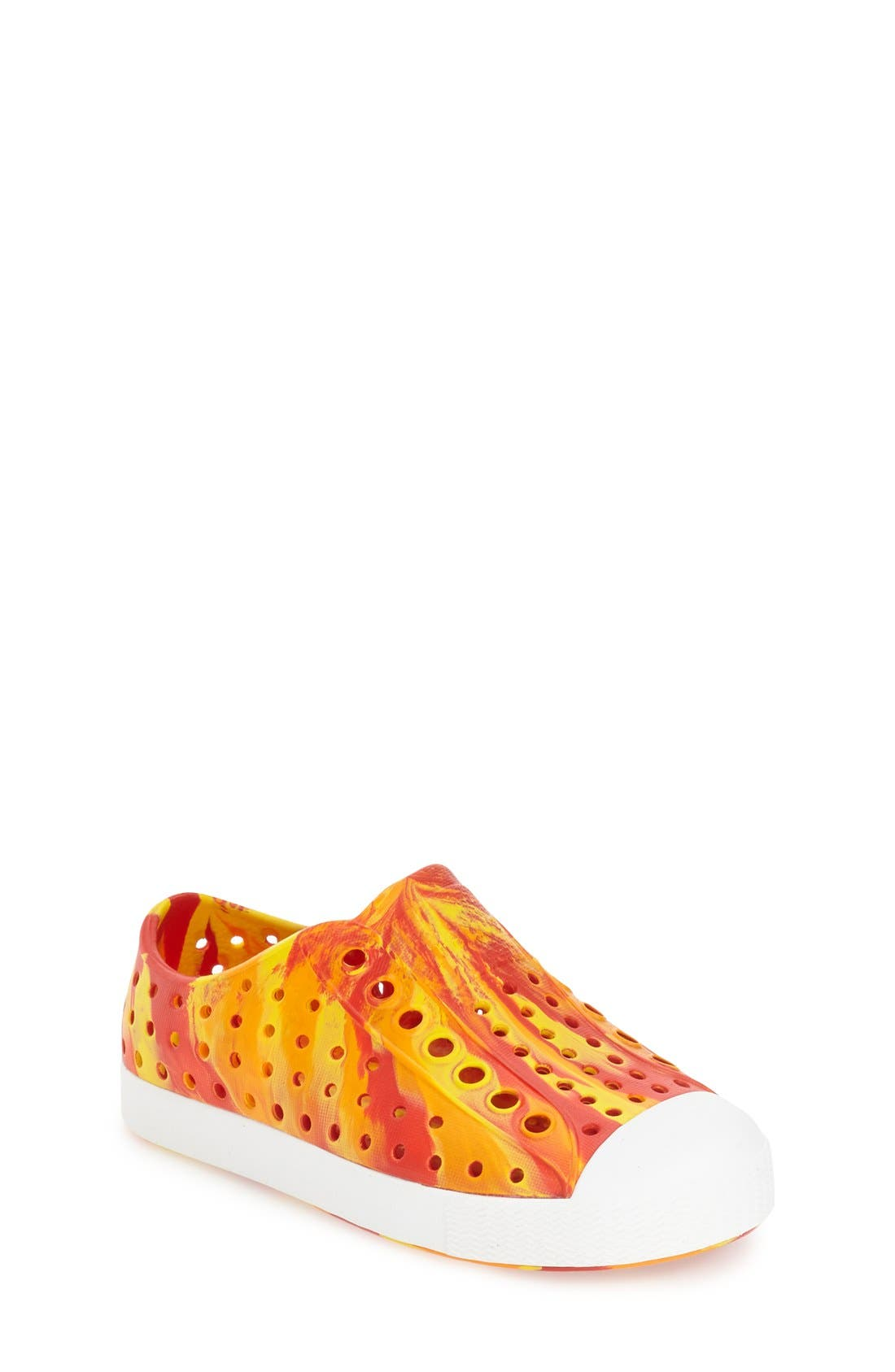 Jefferson - Marbled Perforated Slip-On,                             Main thumbnail 23, color,