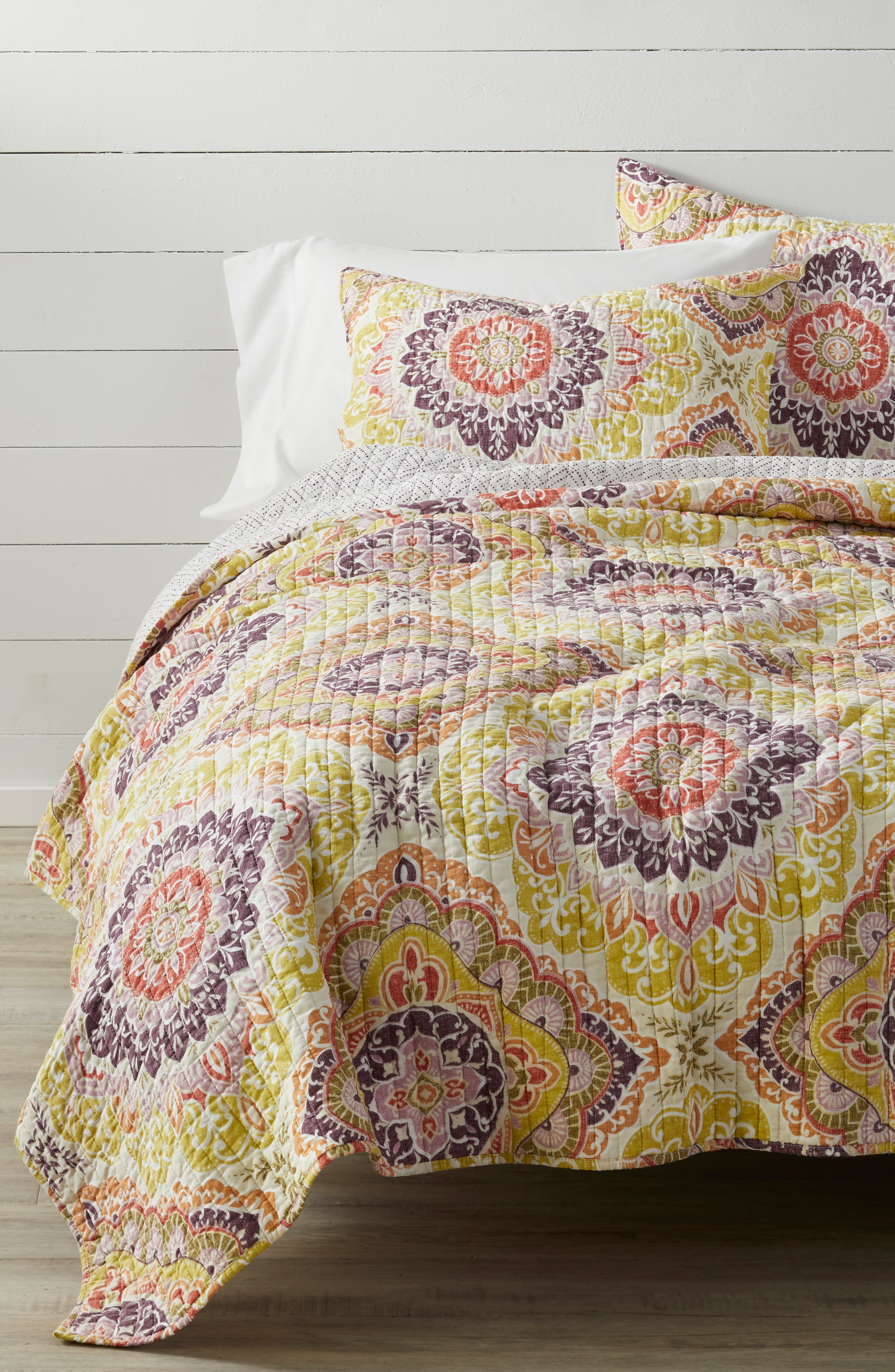 Malena Quilt, Main, color, MULTI