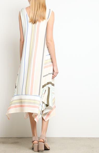 Mesa Stripe Midi Dress, video thumbnail
