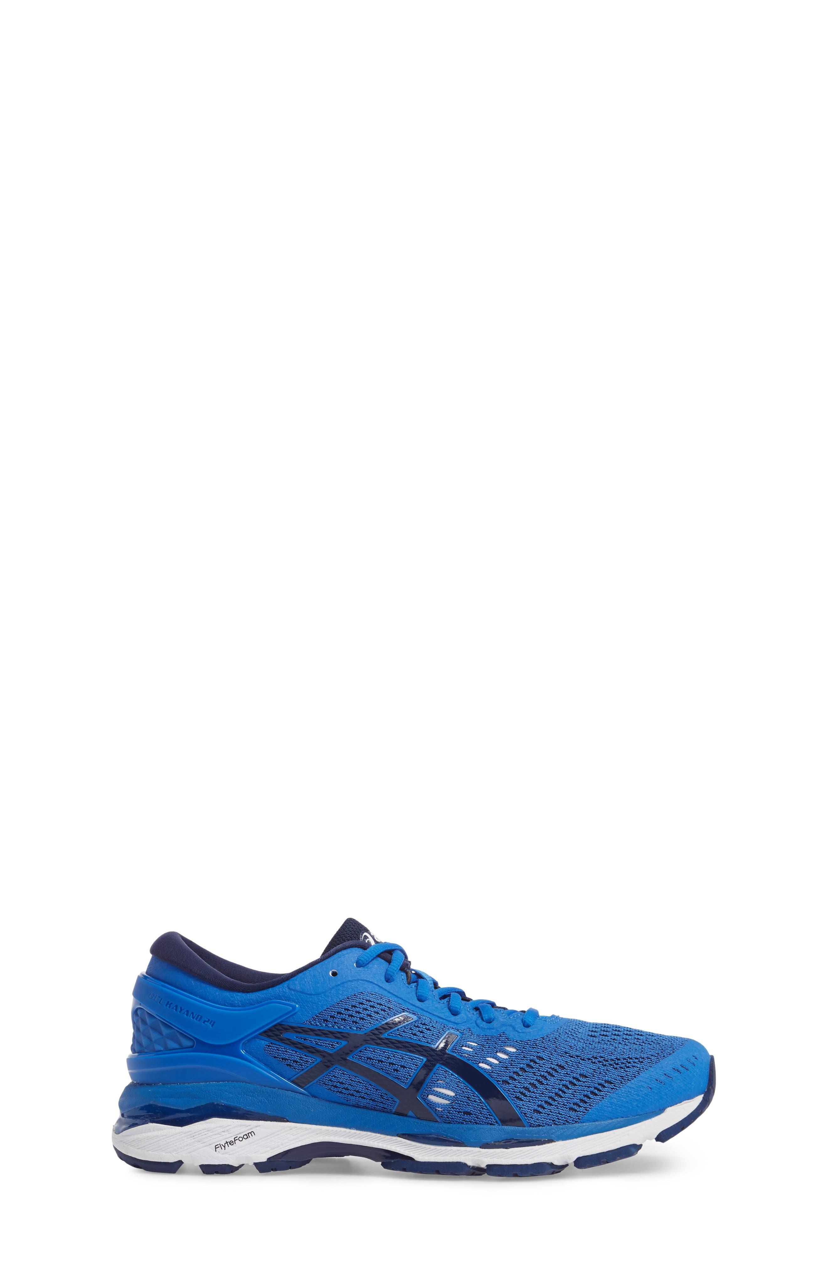 GEL-Kayano<sup>®</sup> 24 GS Running Shoe,                             Alternate thumbnail 3, color,                             454