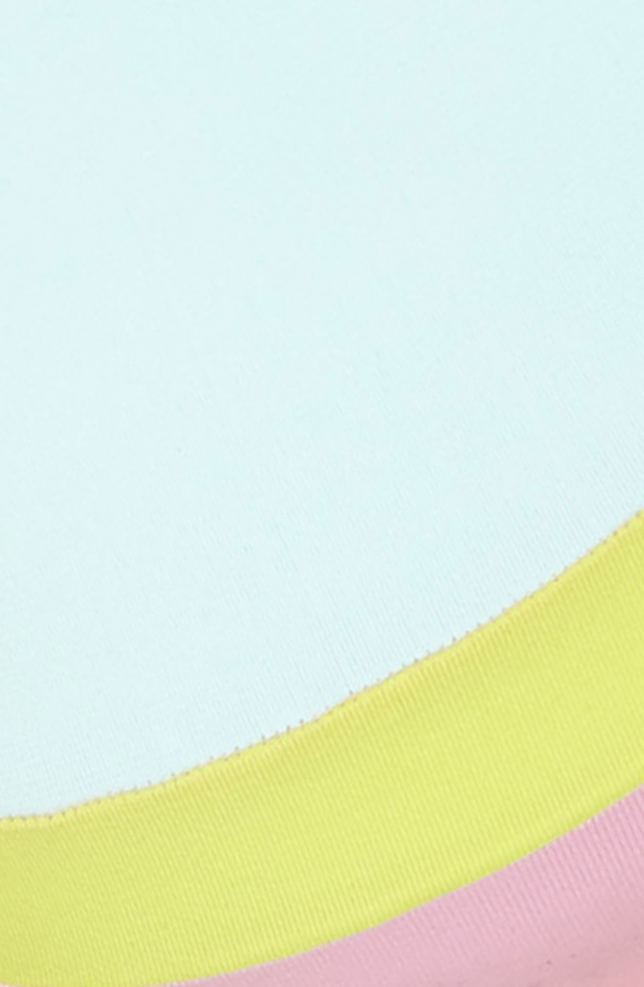 Sporty Utopia Bikini Top,                             Alternate thumbnail 5, color,                             440