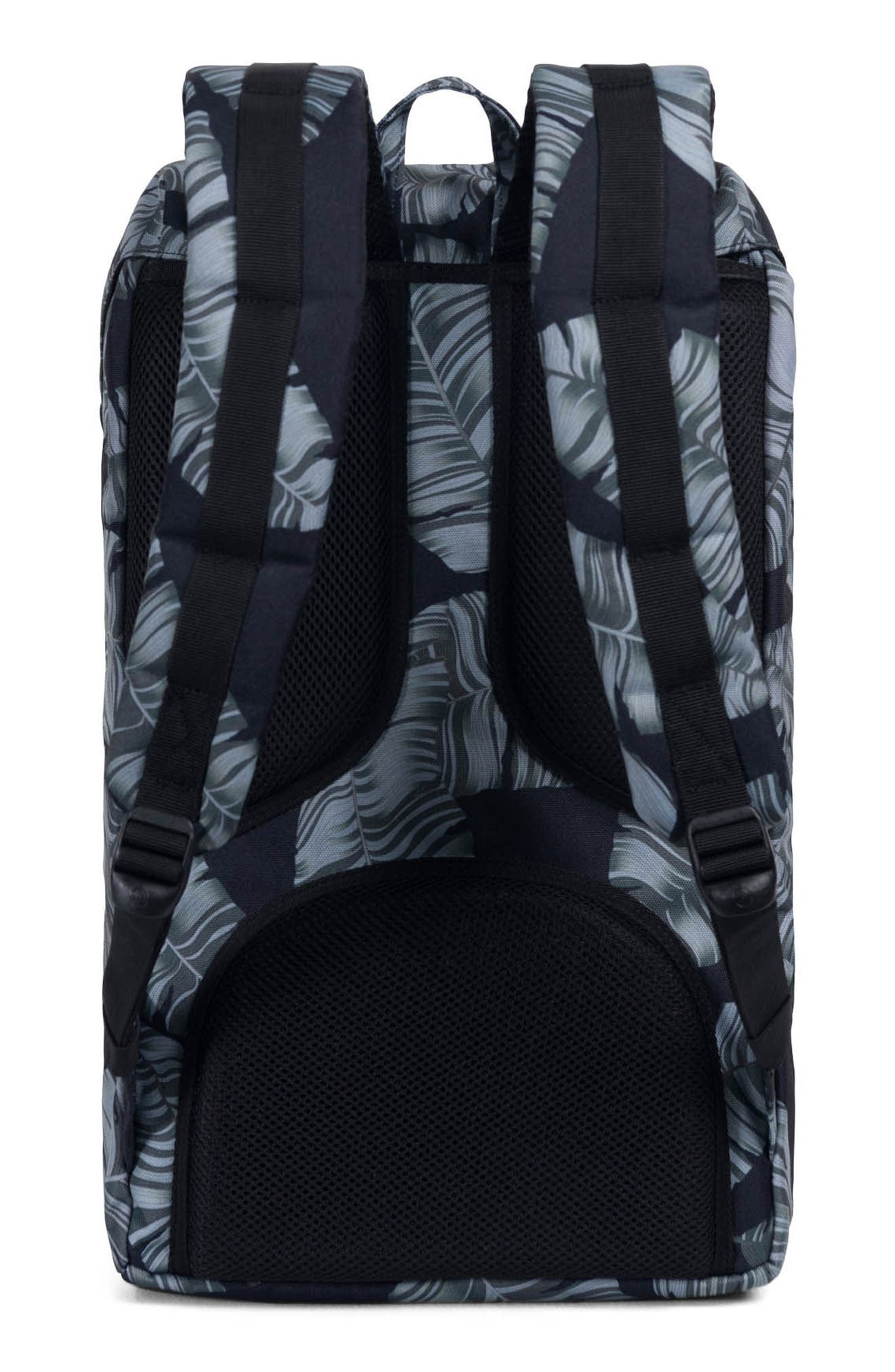Little America Palm Print Backpack,                             Alternate thumbnail 2, color,                             300