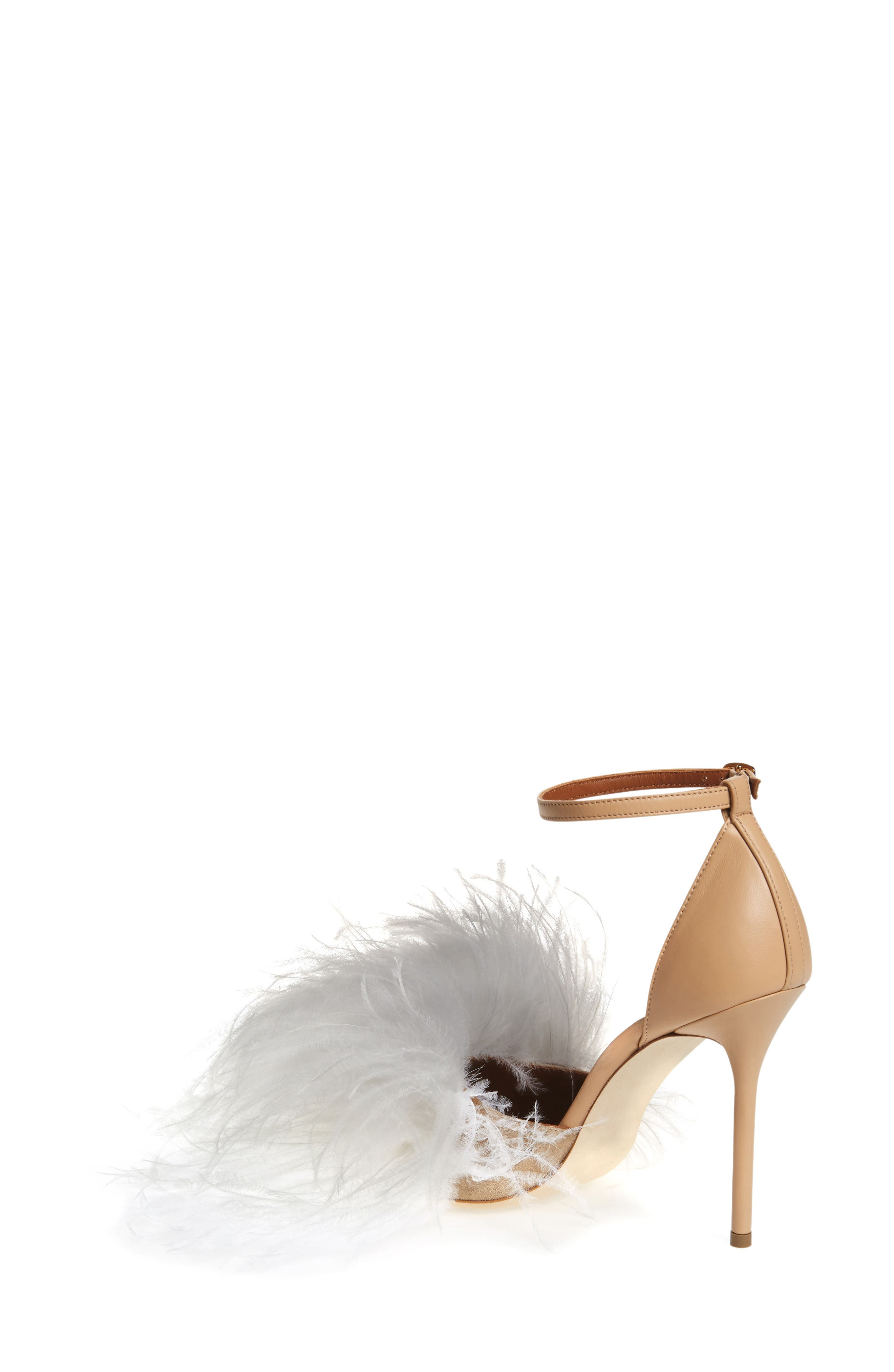 MALONE SOULIERS,                             Nicoletta Feather Sandal,                             Alternate thumbnail 2, color,                             250