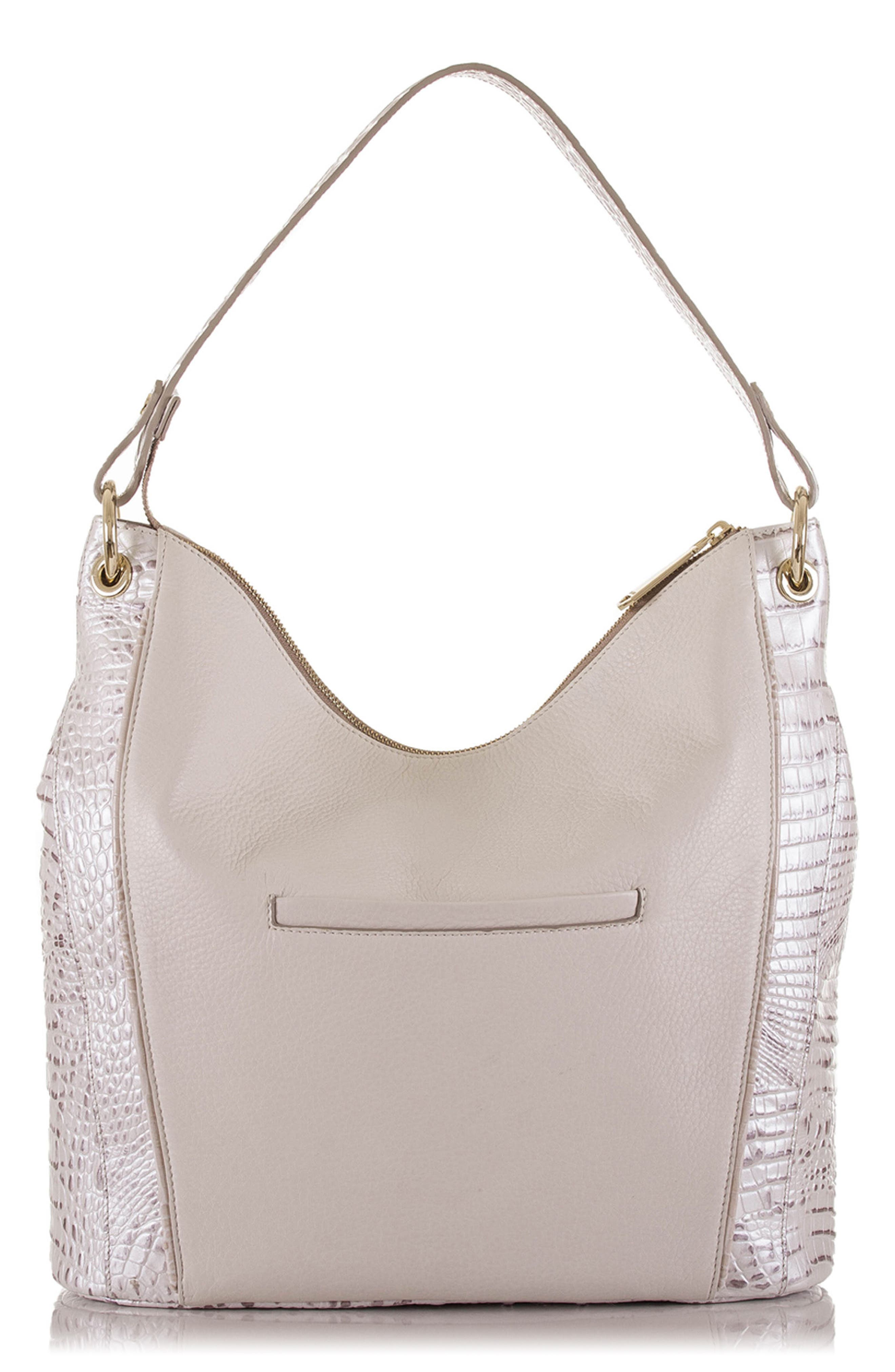 Sevi Leather Hobo,                             Alternate thumbnail 2, color,                             135