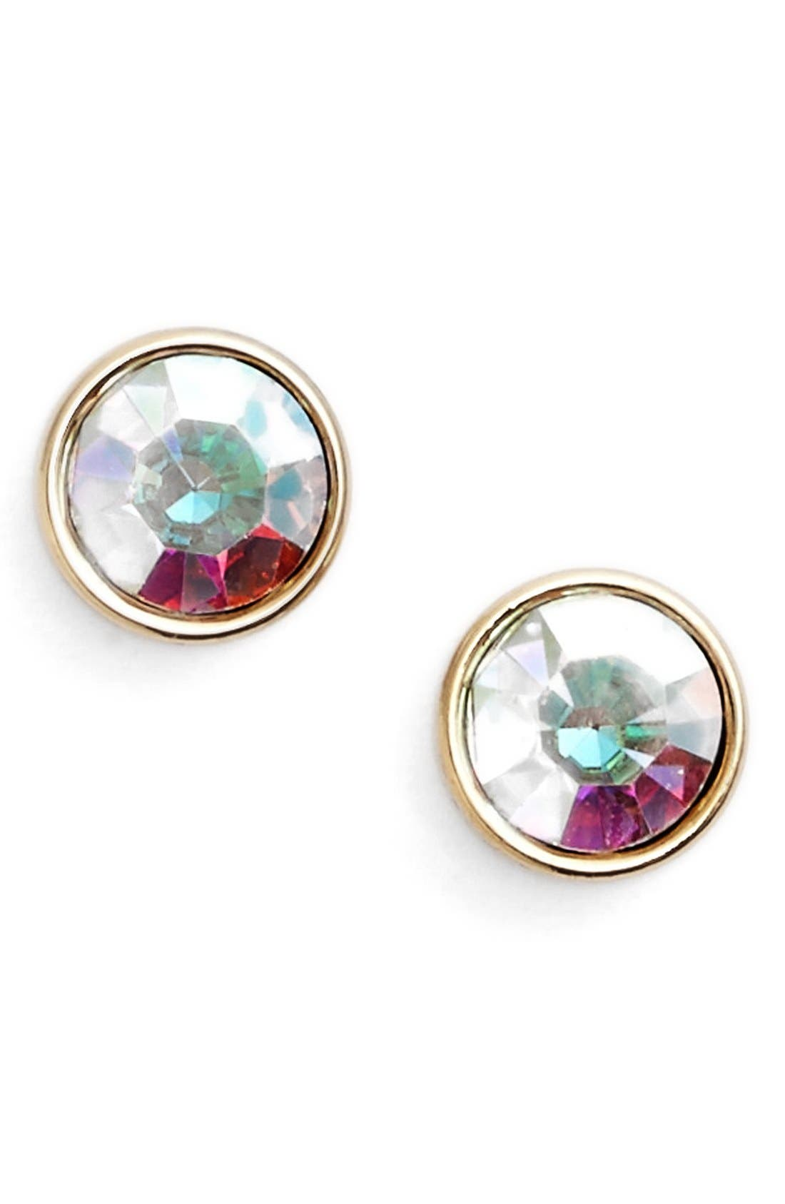 'forever' stud earrings,                             Main thumbnail 5, color,